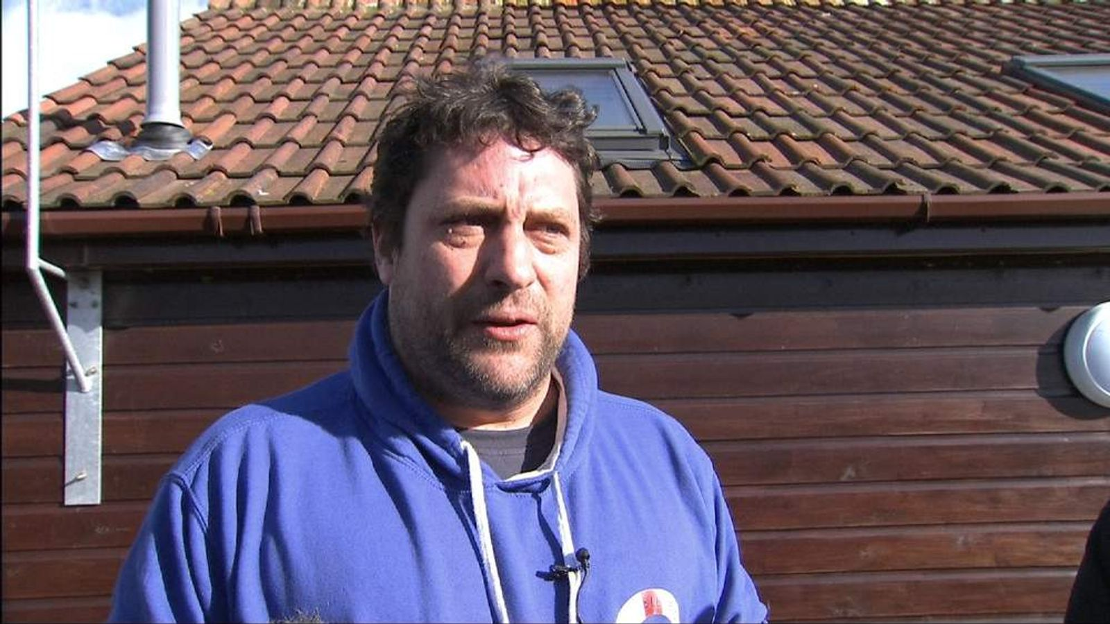 Jim Winkworth wants an apology from the Environment Agency