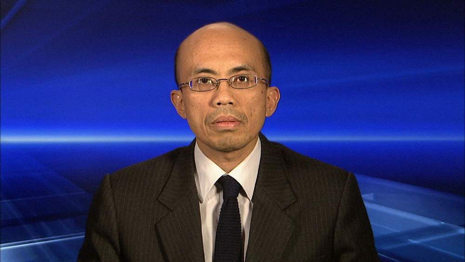 Asia Expert Anton Alifandi IHS