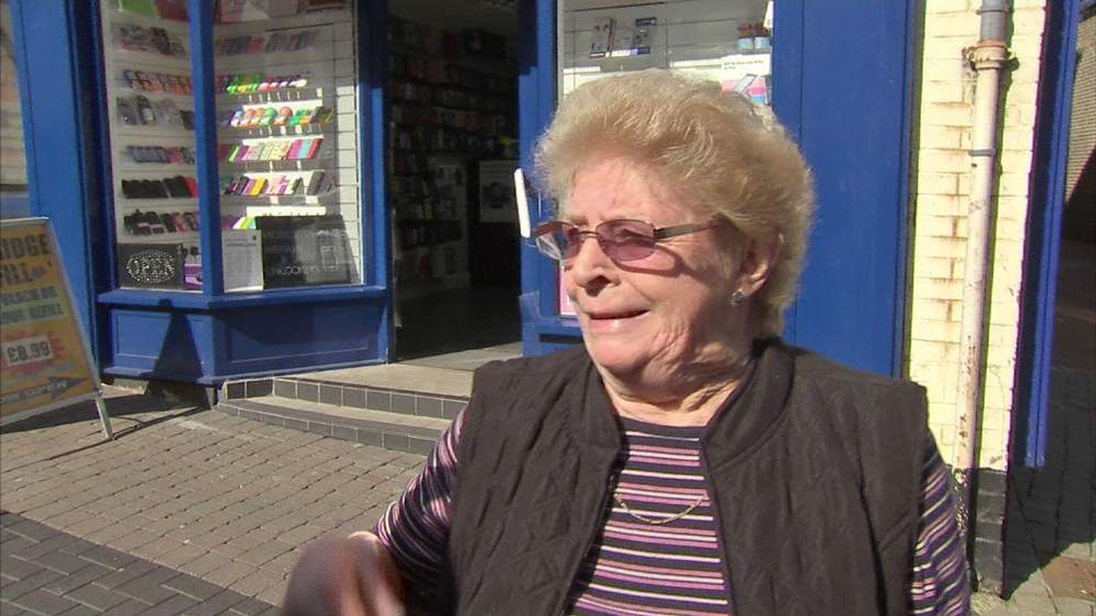A resident of Basingstoke