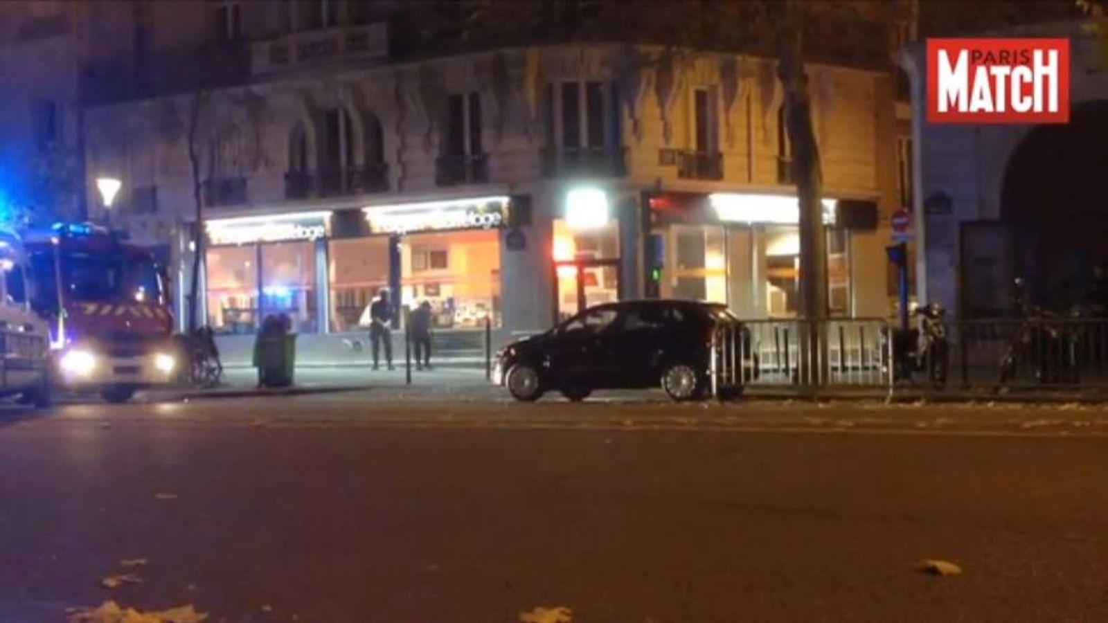 Bataclan police assault