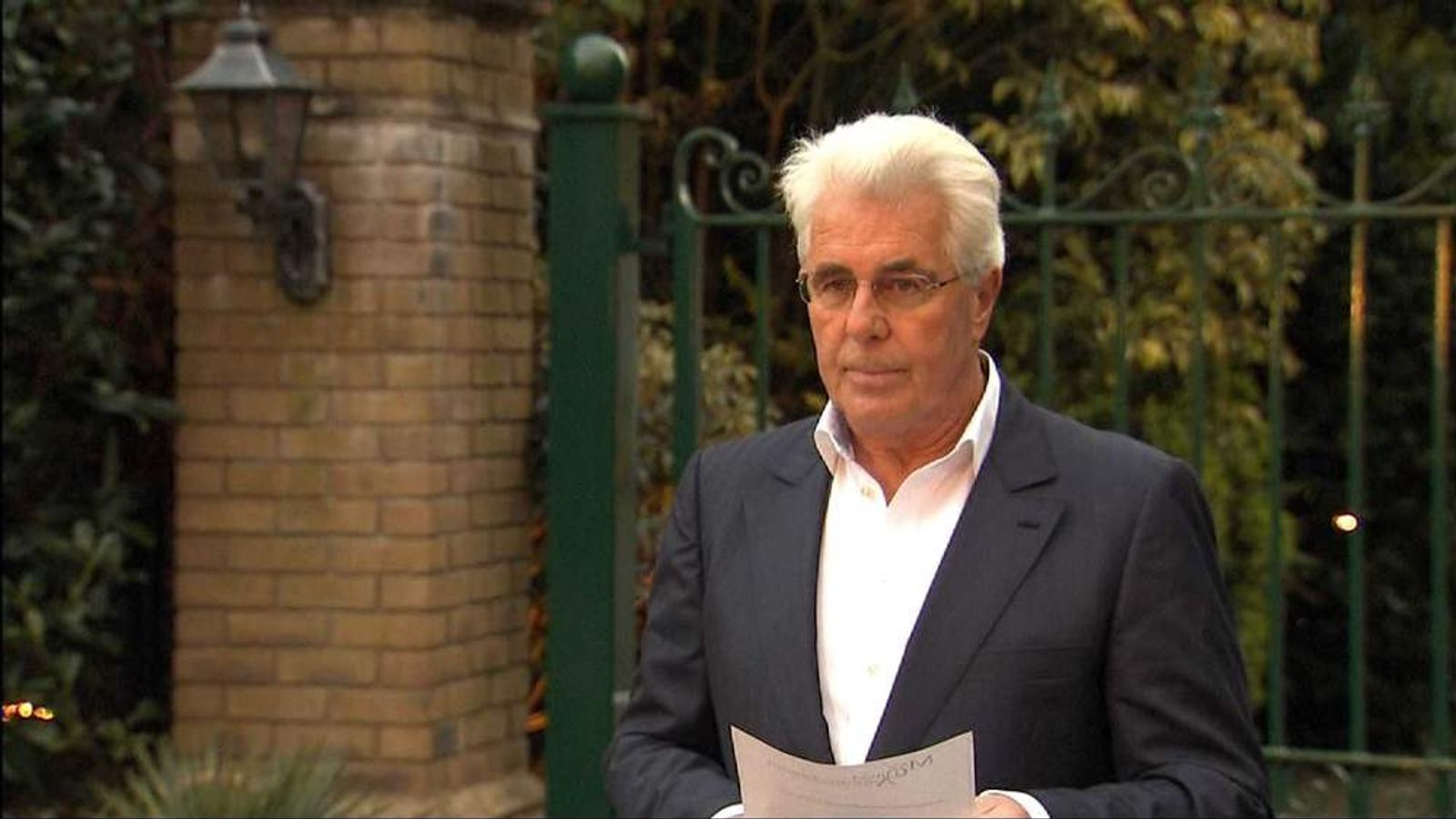 Max Clifford denies indecent assault allegations