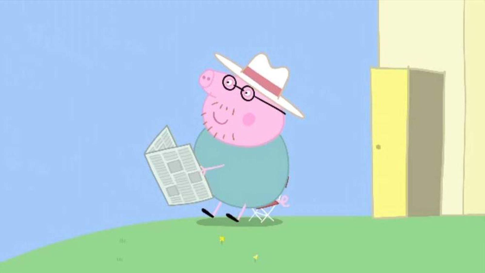 Peppa Pig's Dad