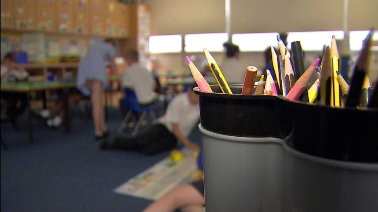 Generic Education School Classroom
