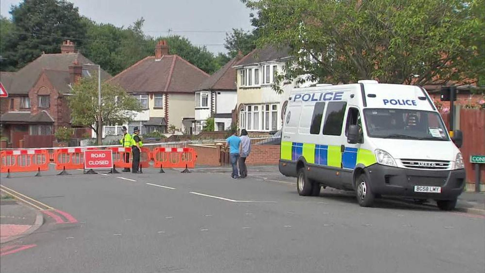 Police at scene after reports of loud bang in Tipton