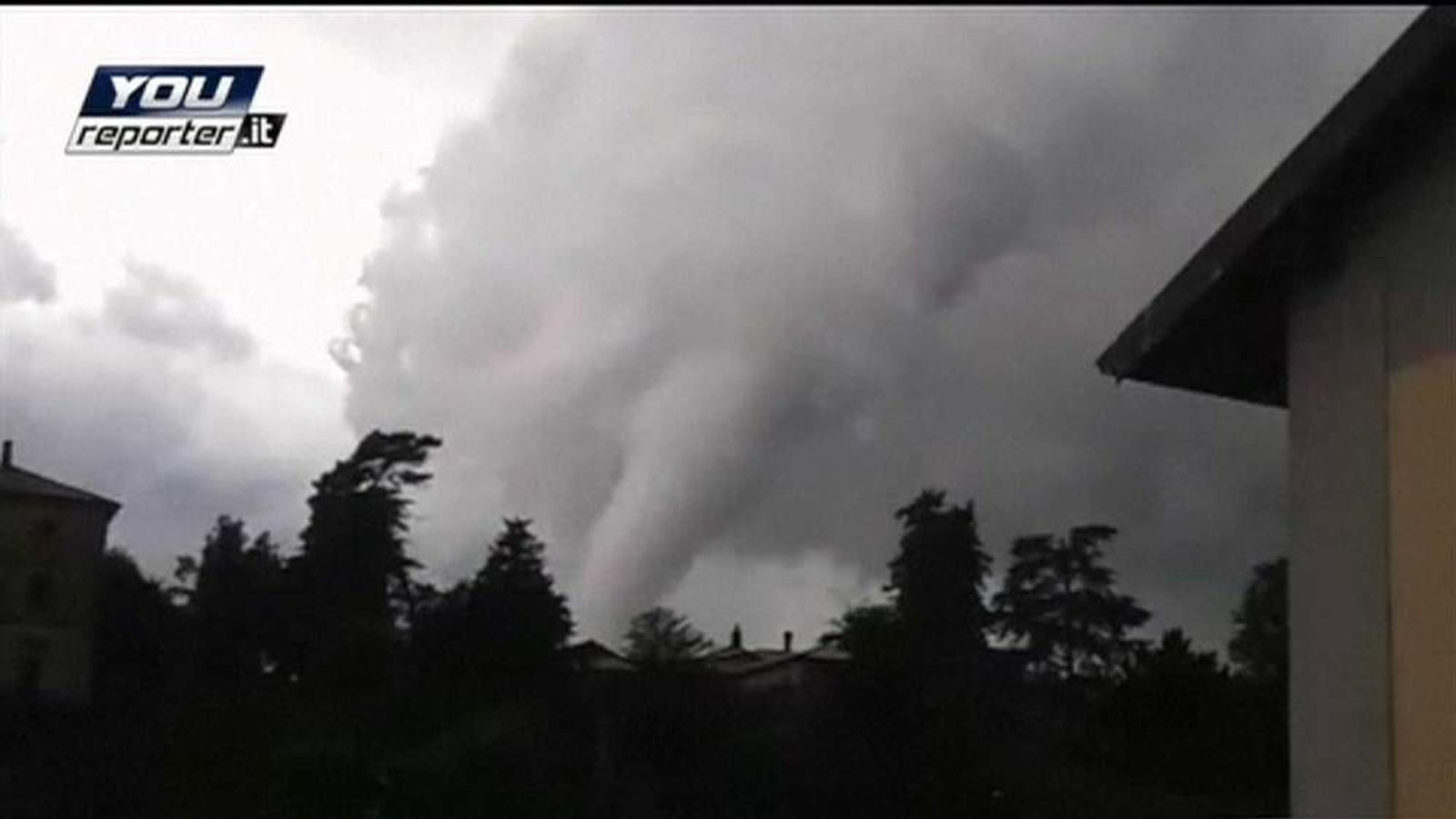 Milan Tornado
