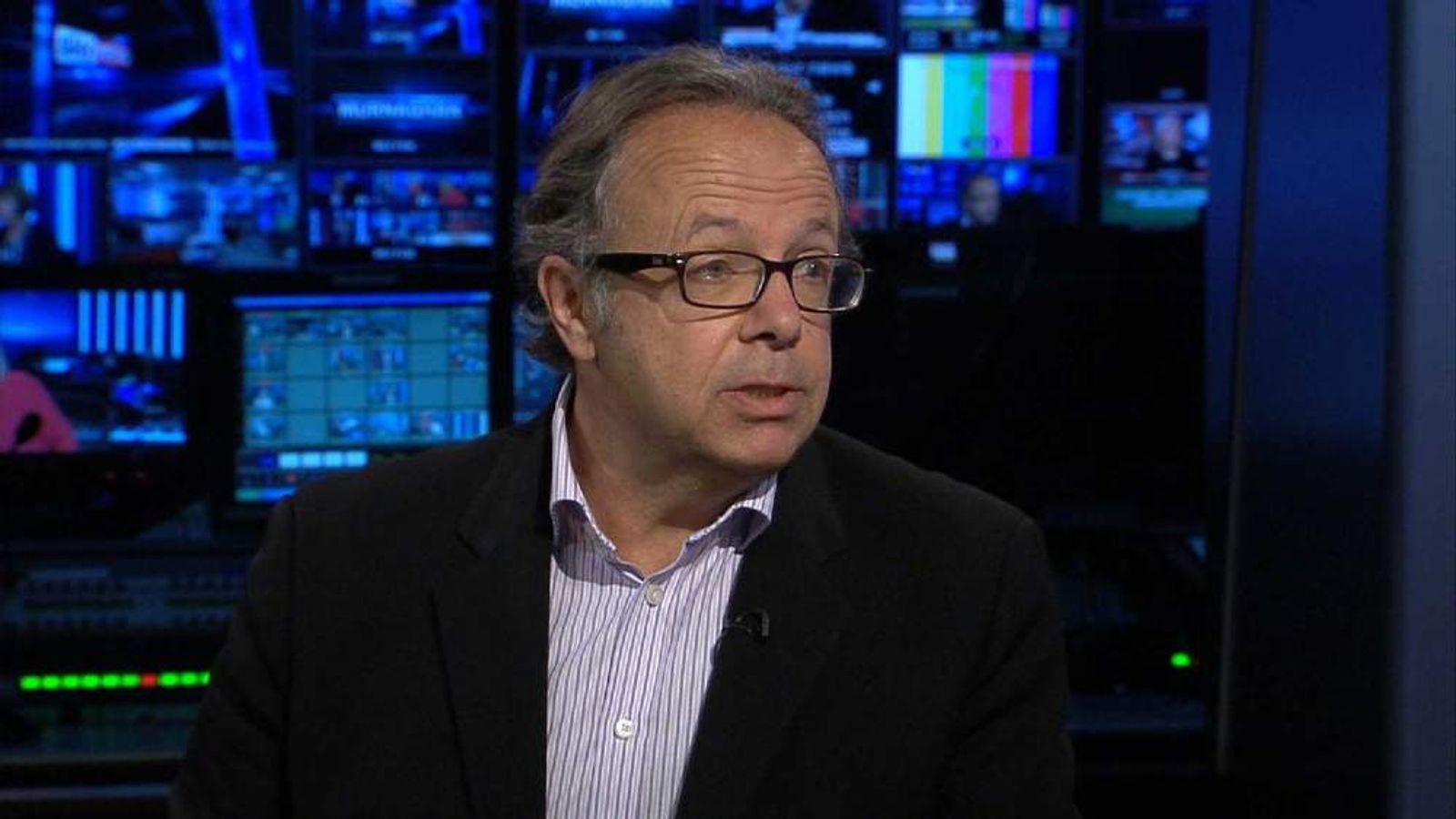 American journalist Michael Goldfarb