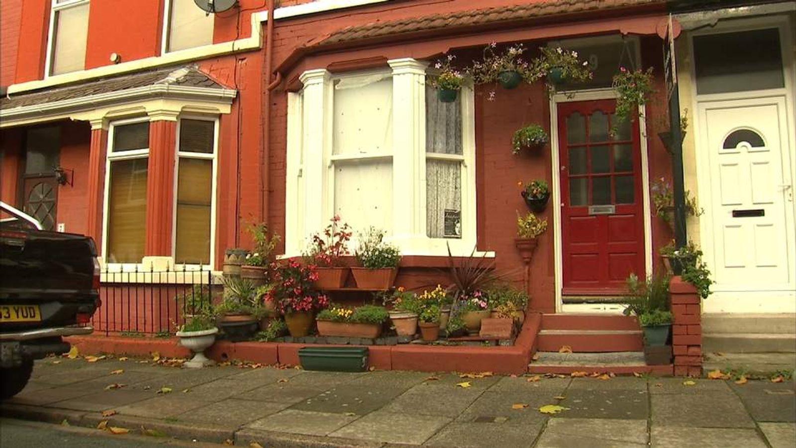 John Lennon childhood home