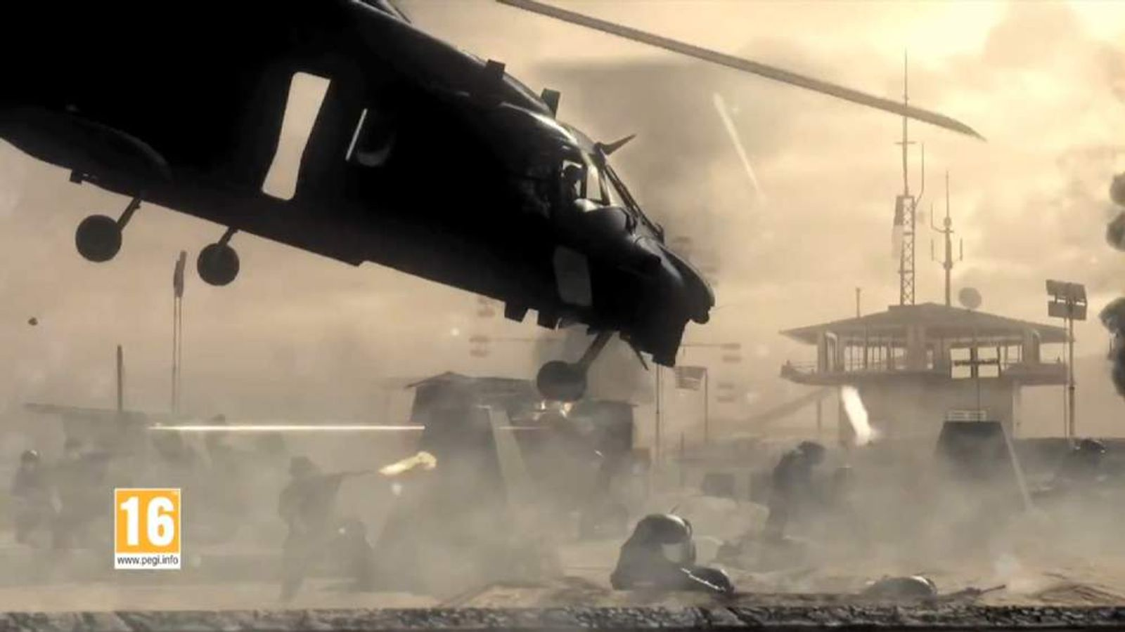 Call Of Duty: Ghost Screengrabs