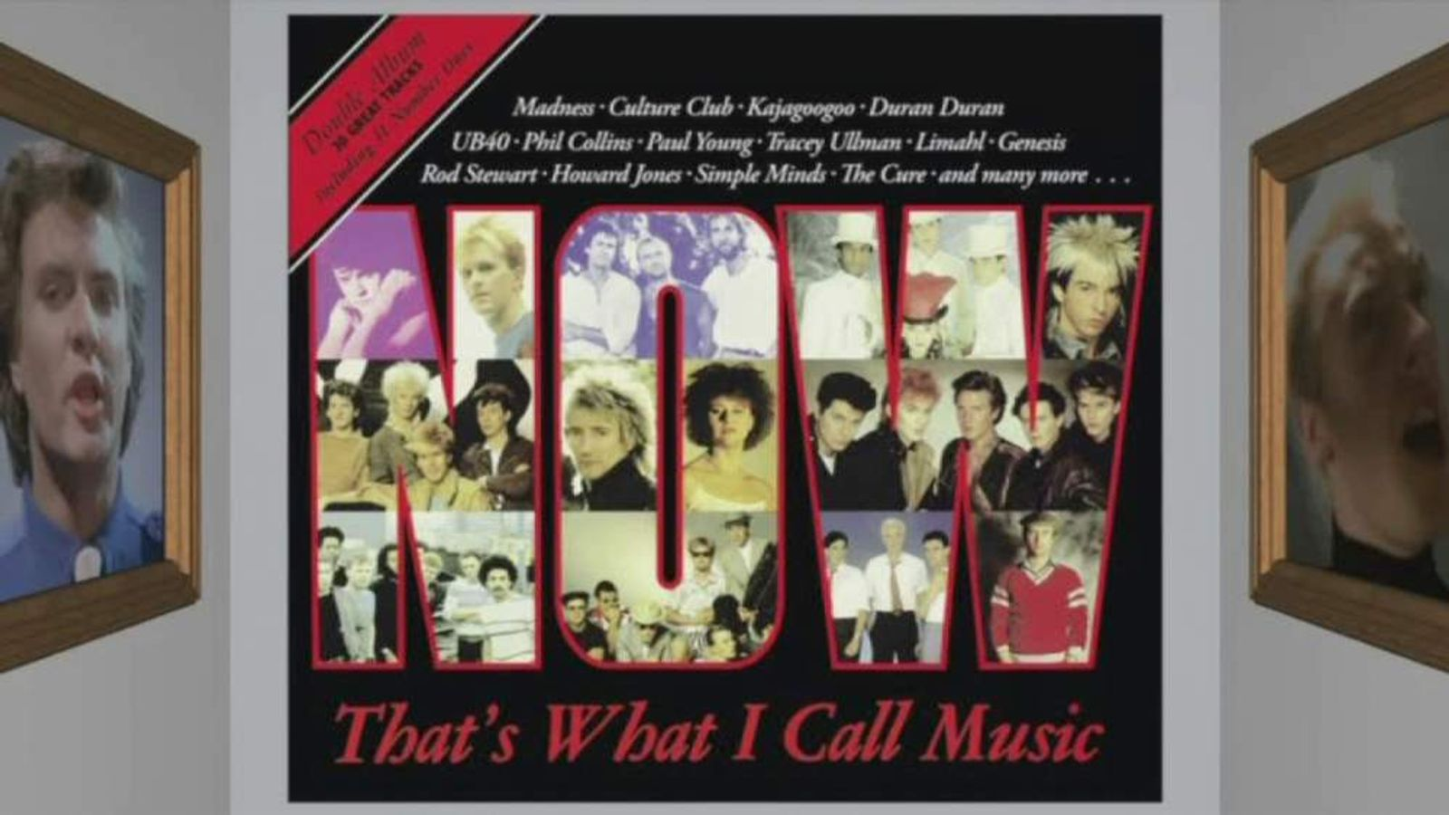 Now That's What I Call Music Celebrates 30 Years
