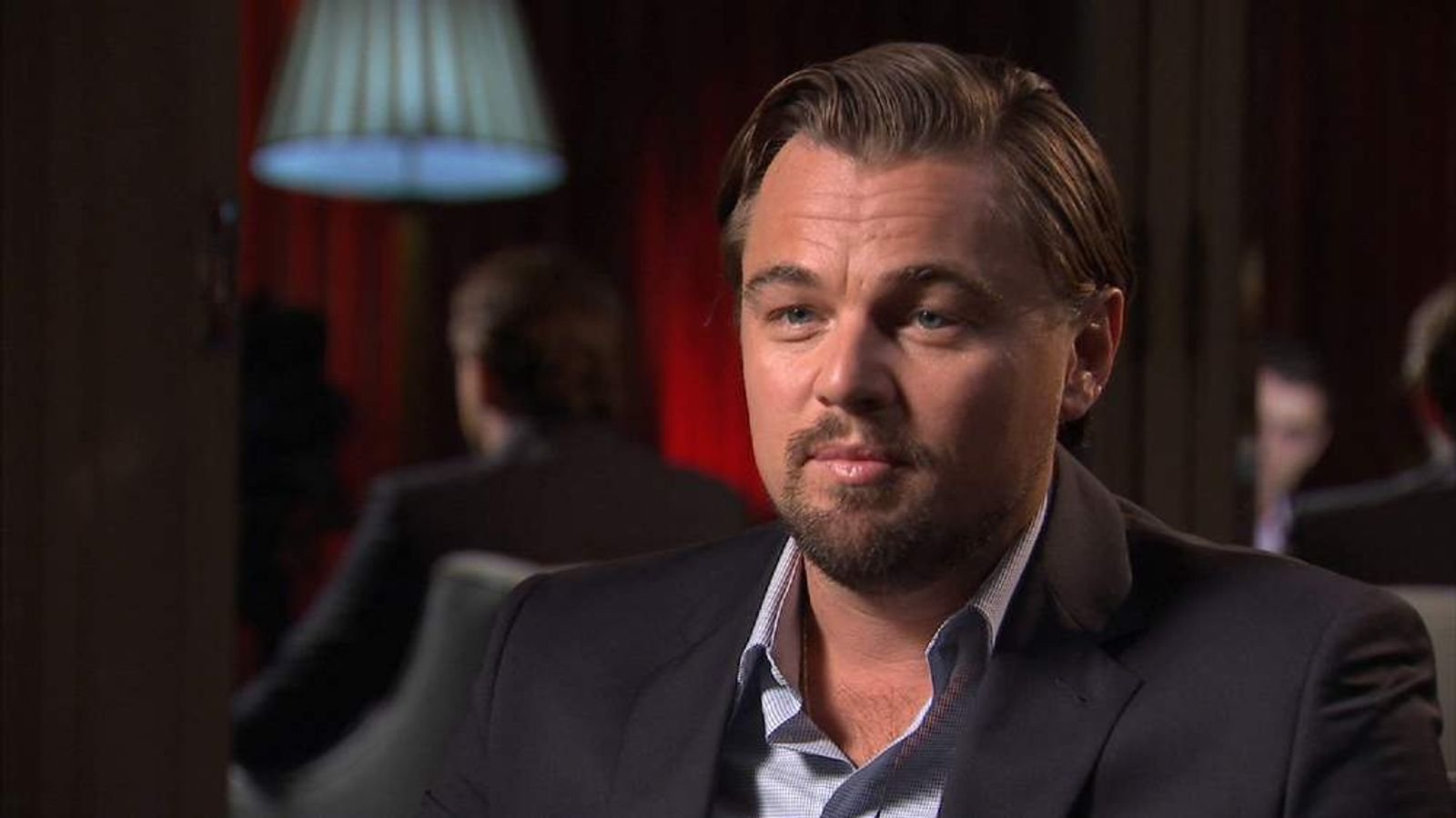 Leonardo DiCaprio interview