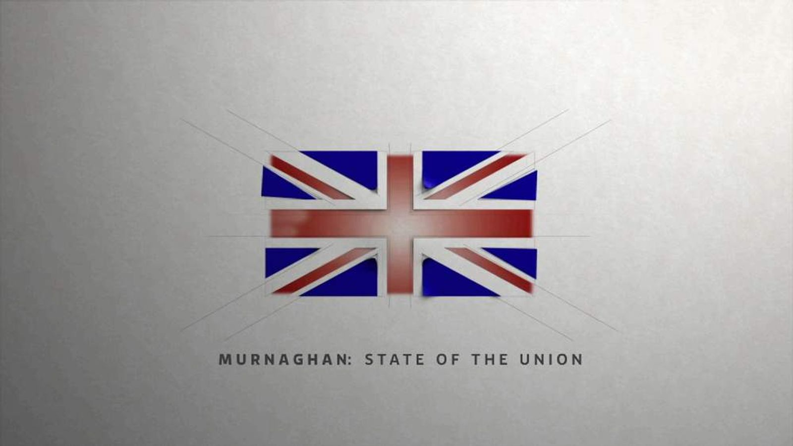 Sky's Dermot Murnaghan debates the 'State of the Union'.