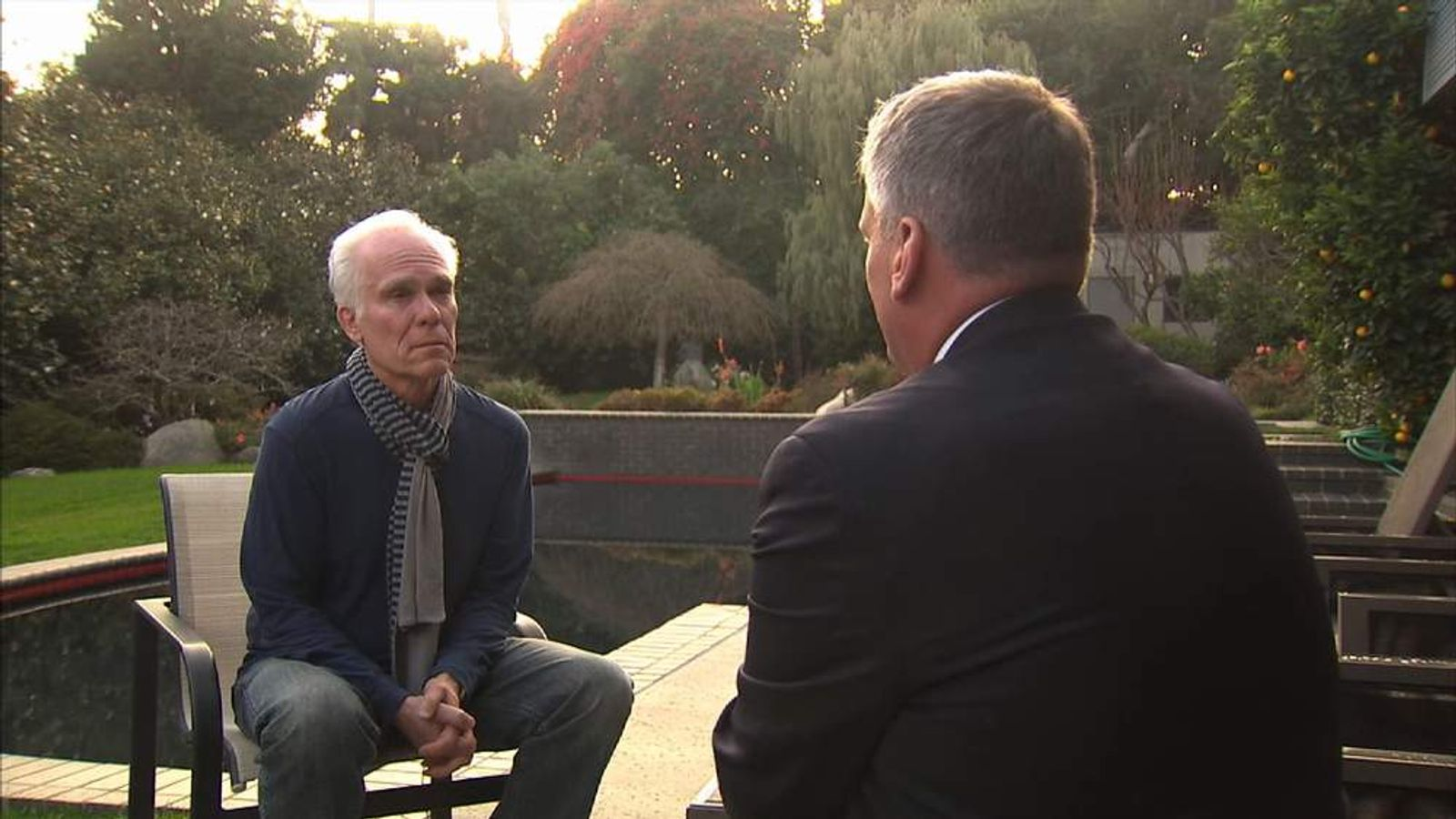 Sky's Greg Milam discusses the future of the death penalty with Gil Garcetti