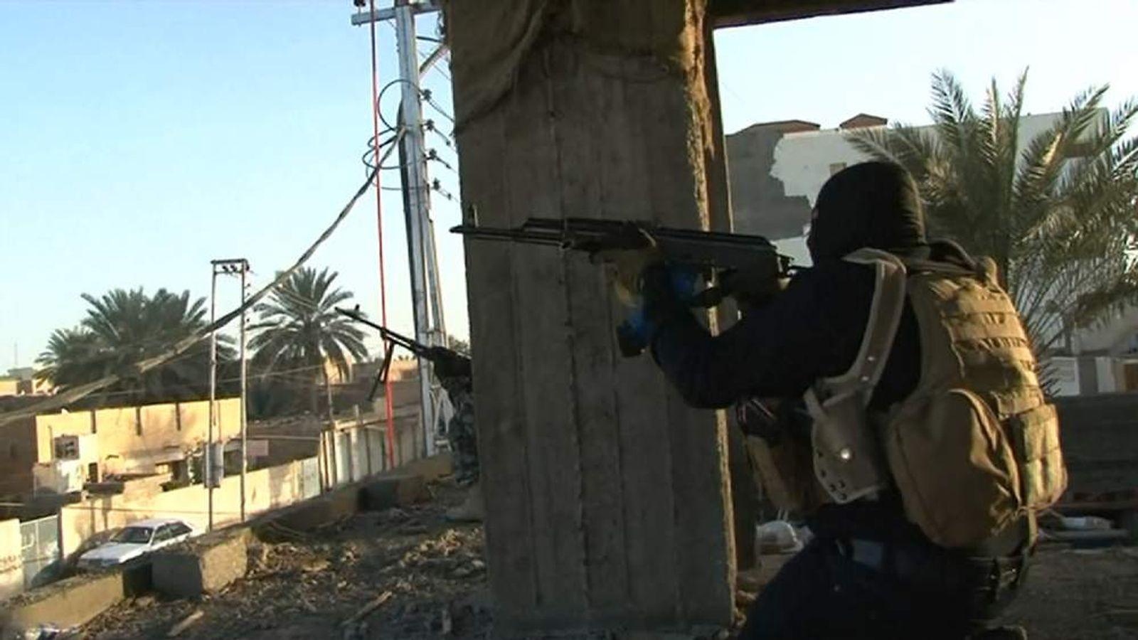Abuse of Iraqi women