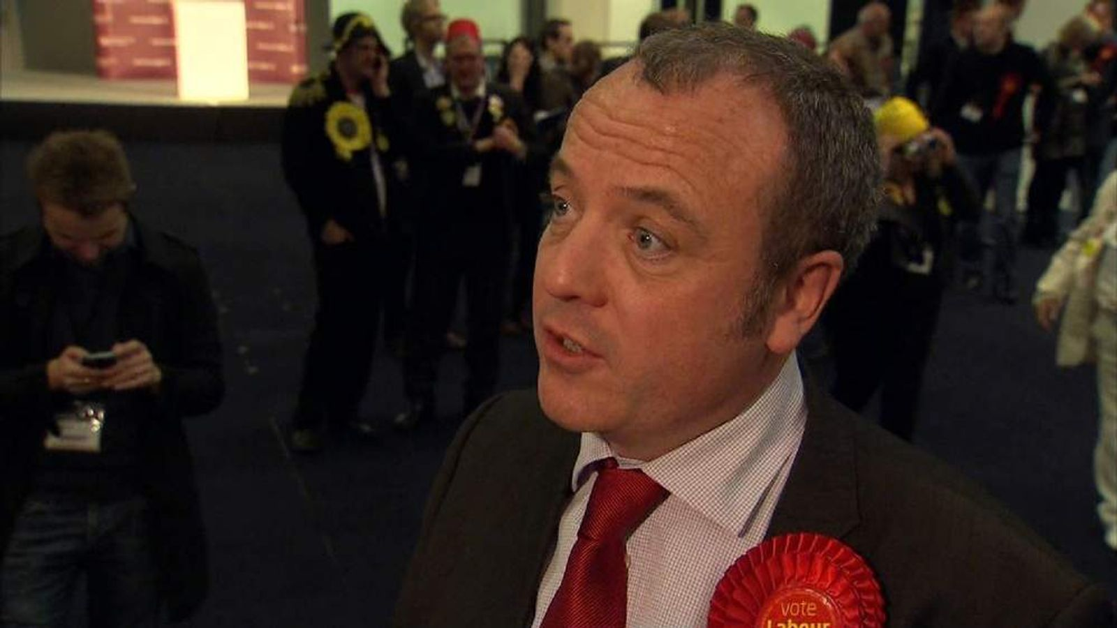Mike Kane Labour