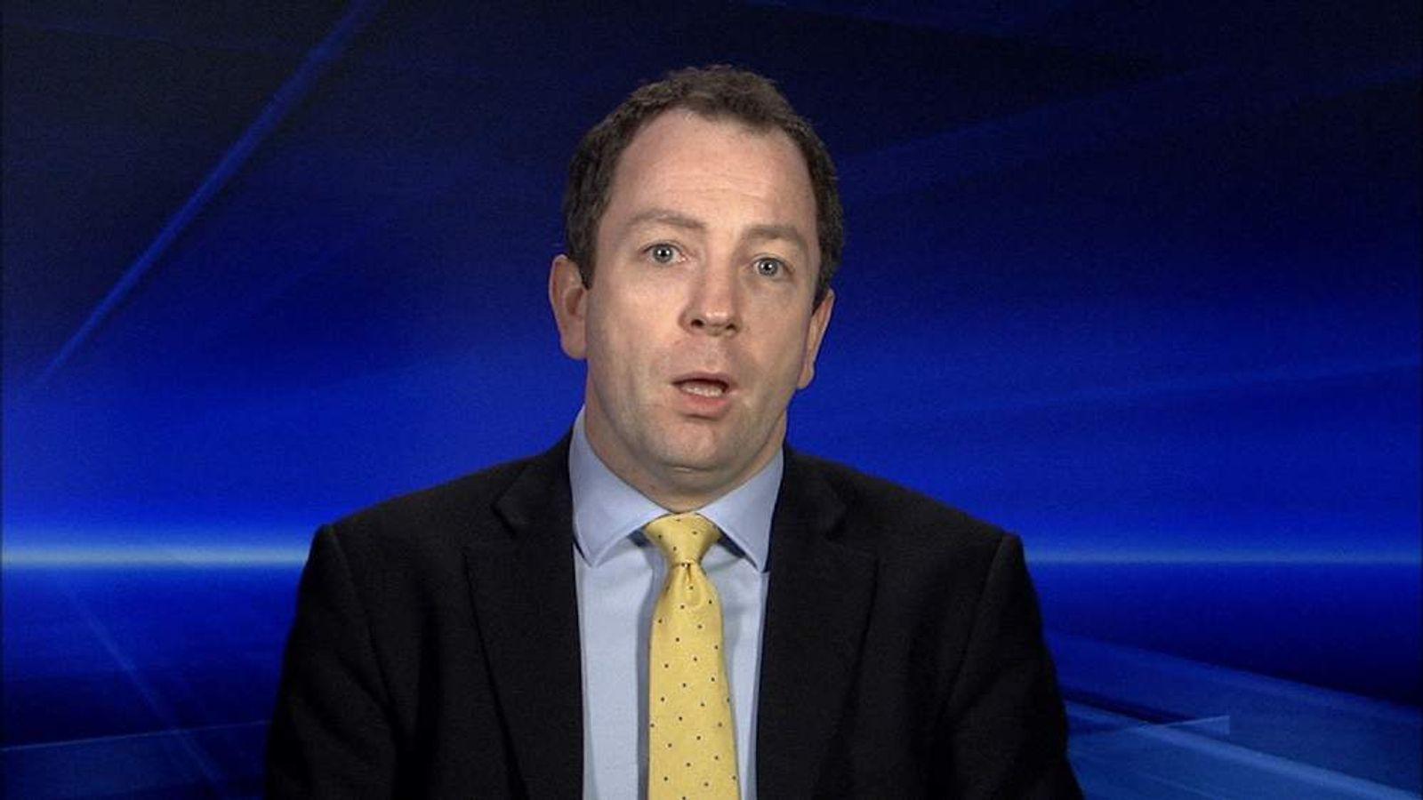 Association of British Insurers Assistant Director Aidan Kerr