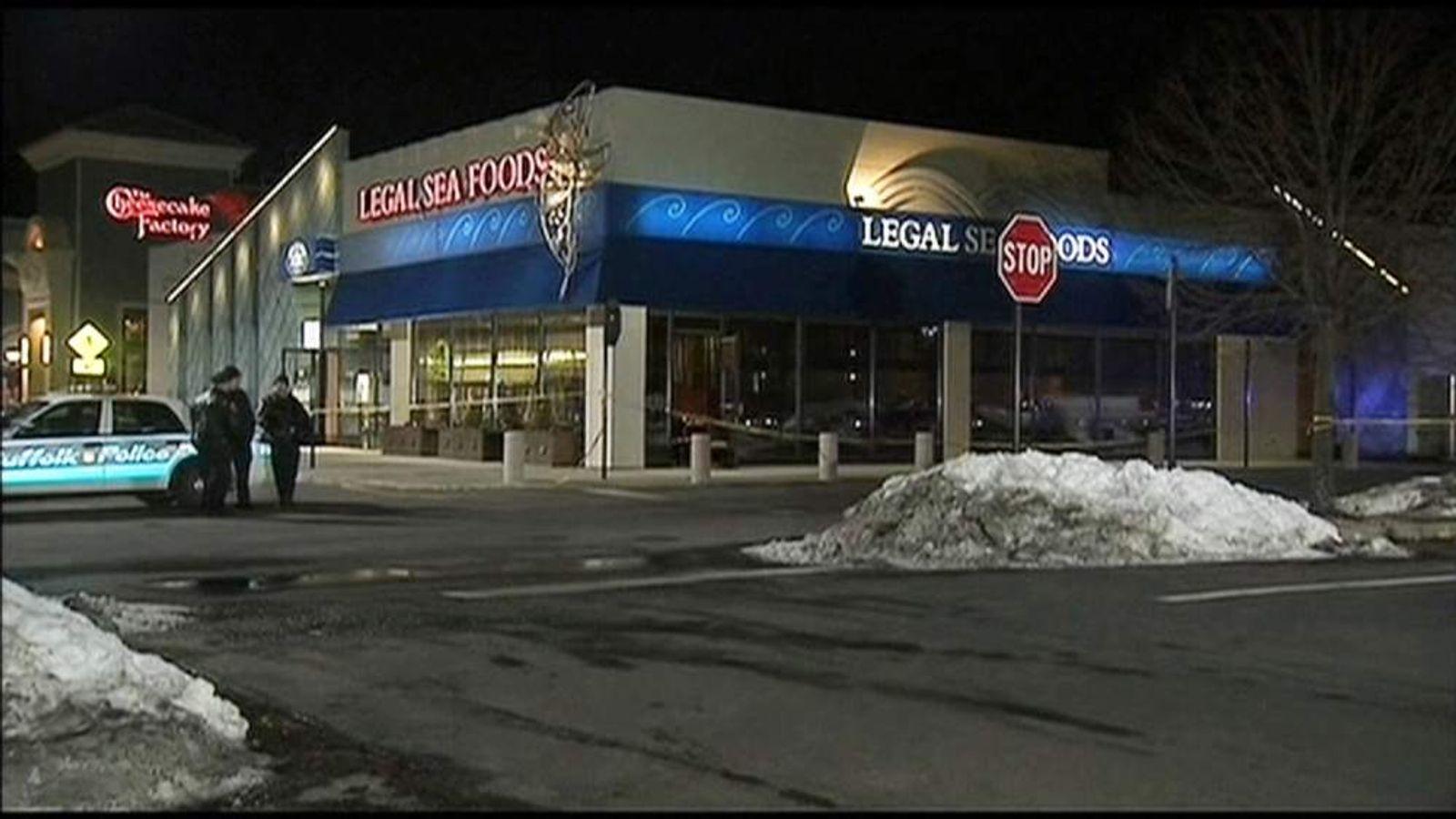 Carbon monoxide leak at restaurant in New York's Long Island