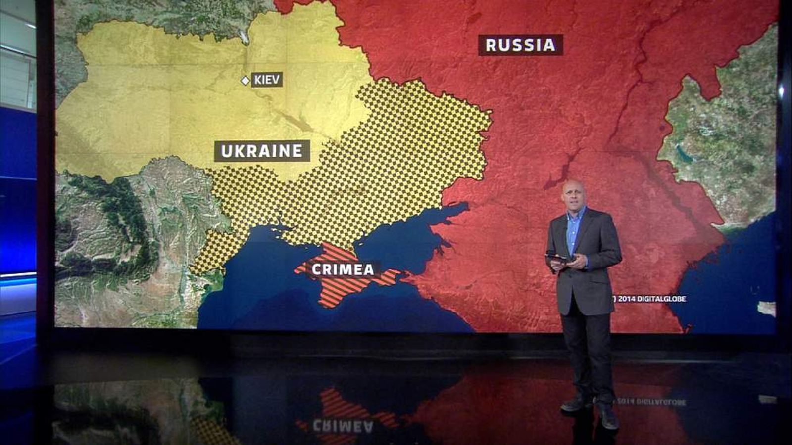 Sam Kiley On Ukraine And Russia