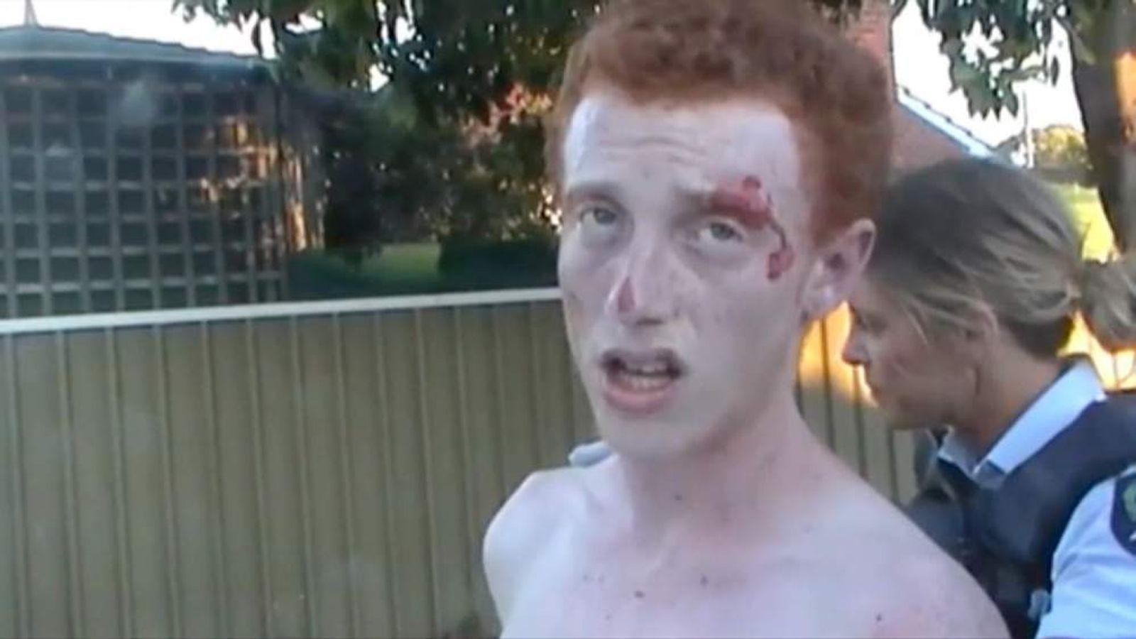 Convicted killer Liam Humbles