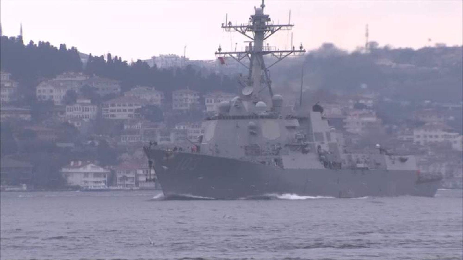 USS Truxtun