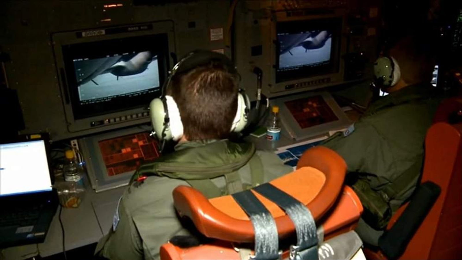 Missing MH370 Australian Search Planes