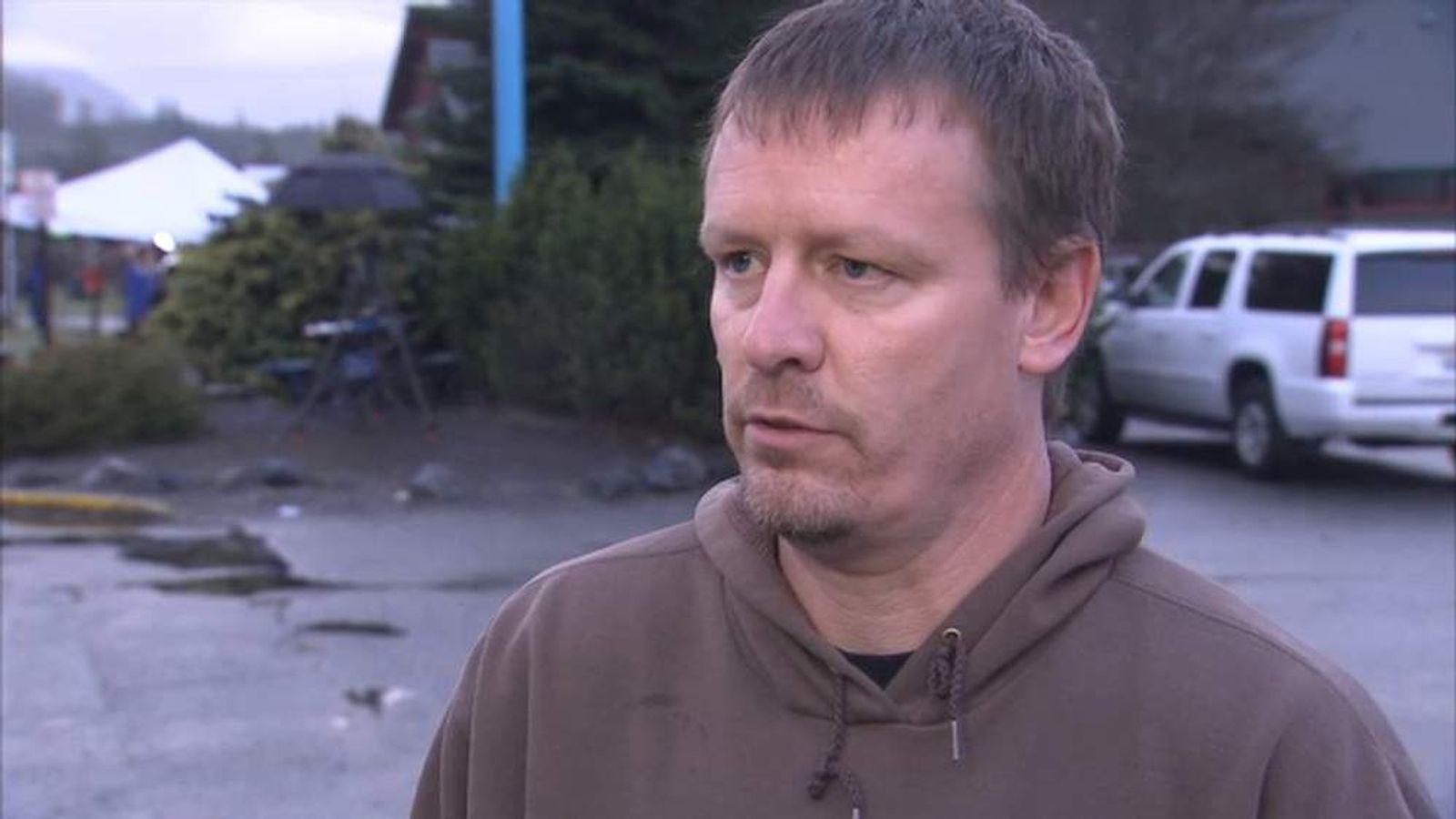 Dayn Brunner's sister is missing after the Washington state mudslide.