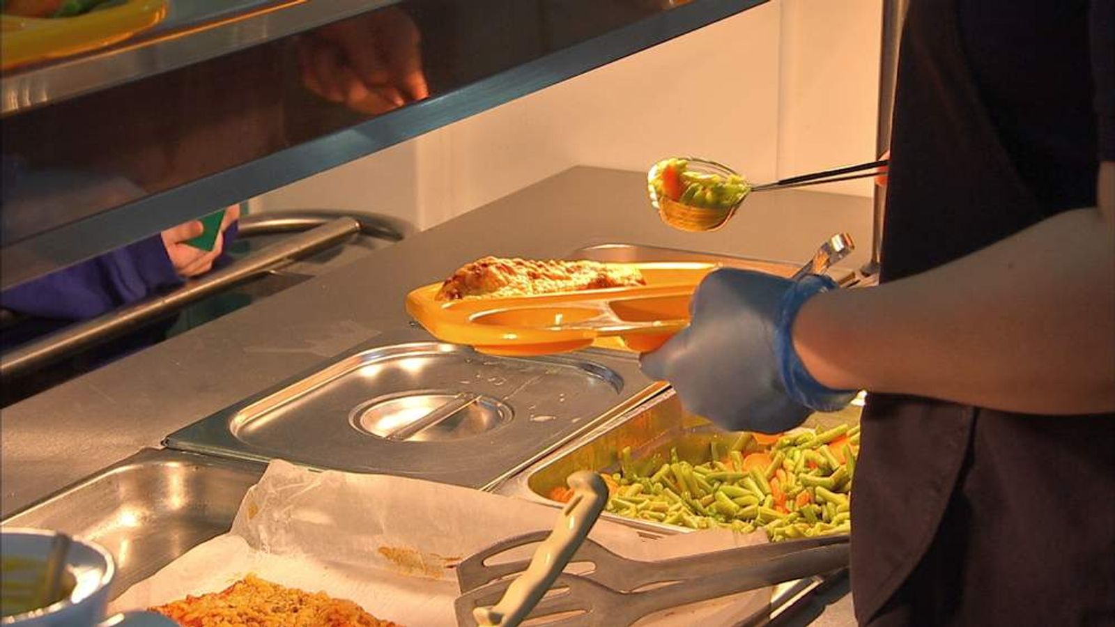 The cost of free school meals could harm education, it has been warned.