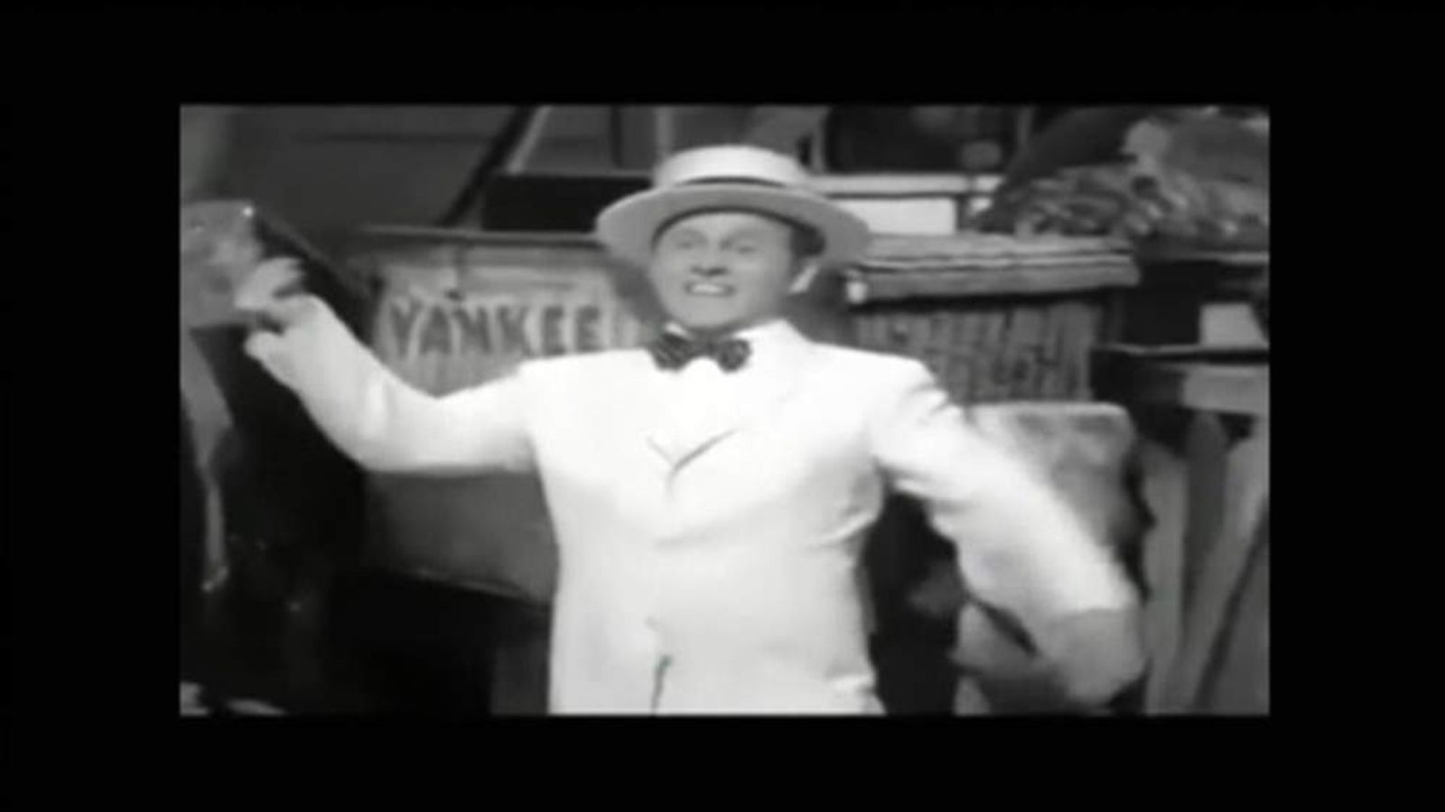 Mickey Rooney singing I'm a Yankee Doodle Dandy from Babes on Broadway