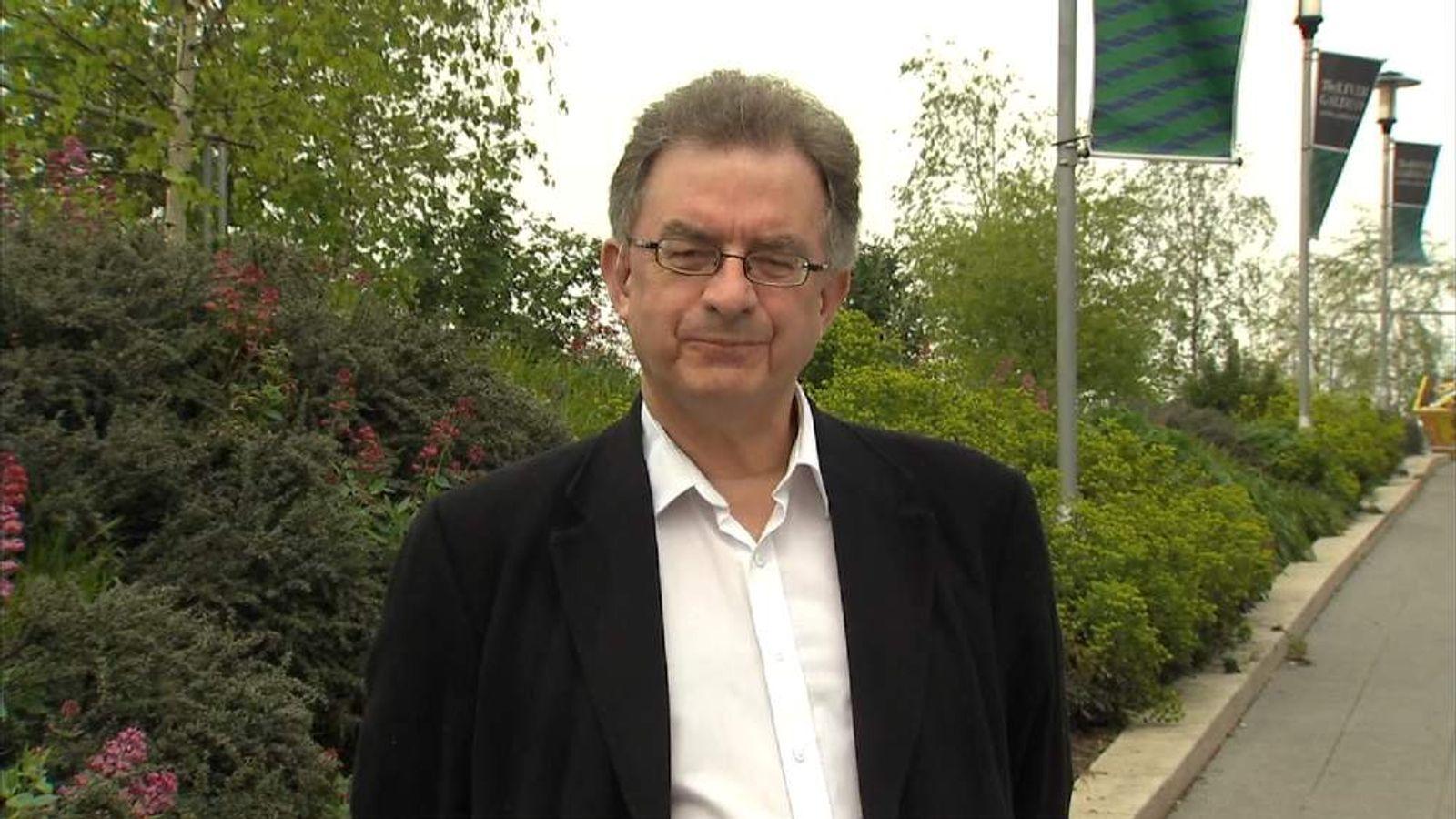 Professor Chris French