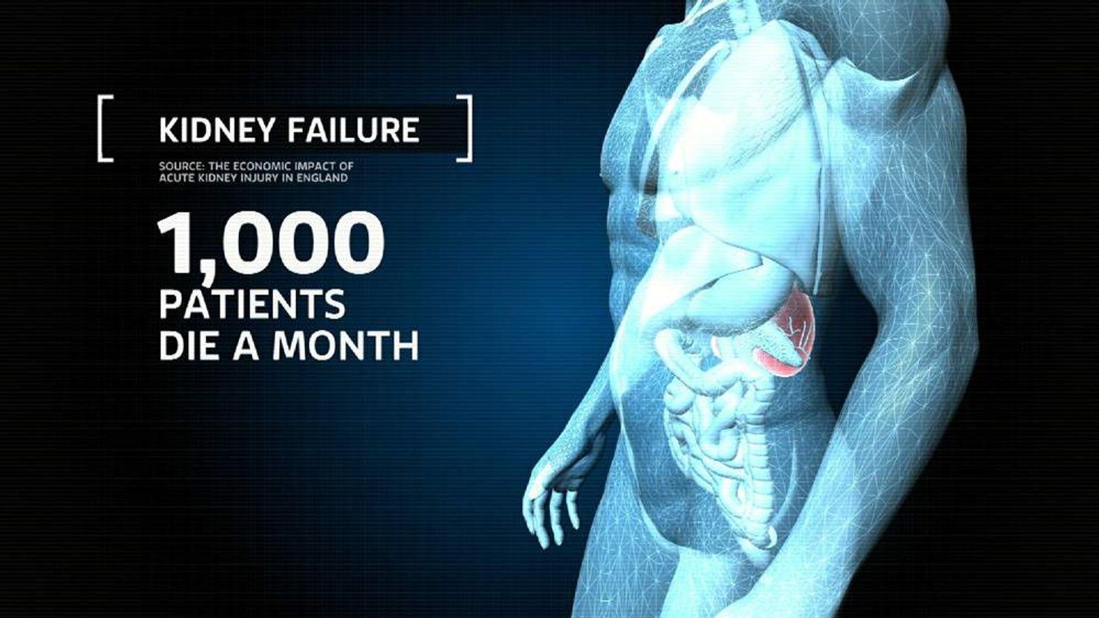 Kidney failure