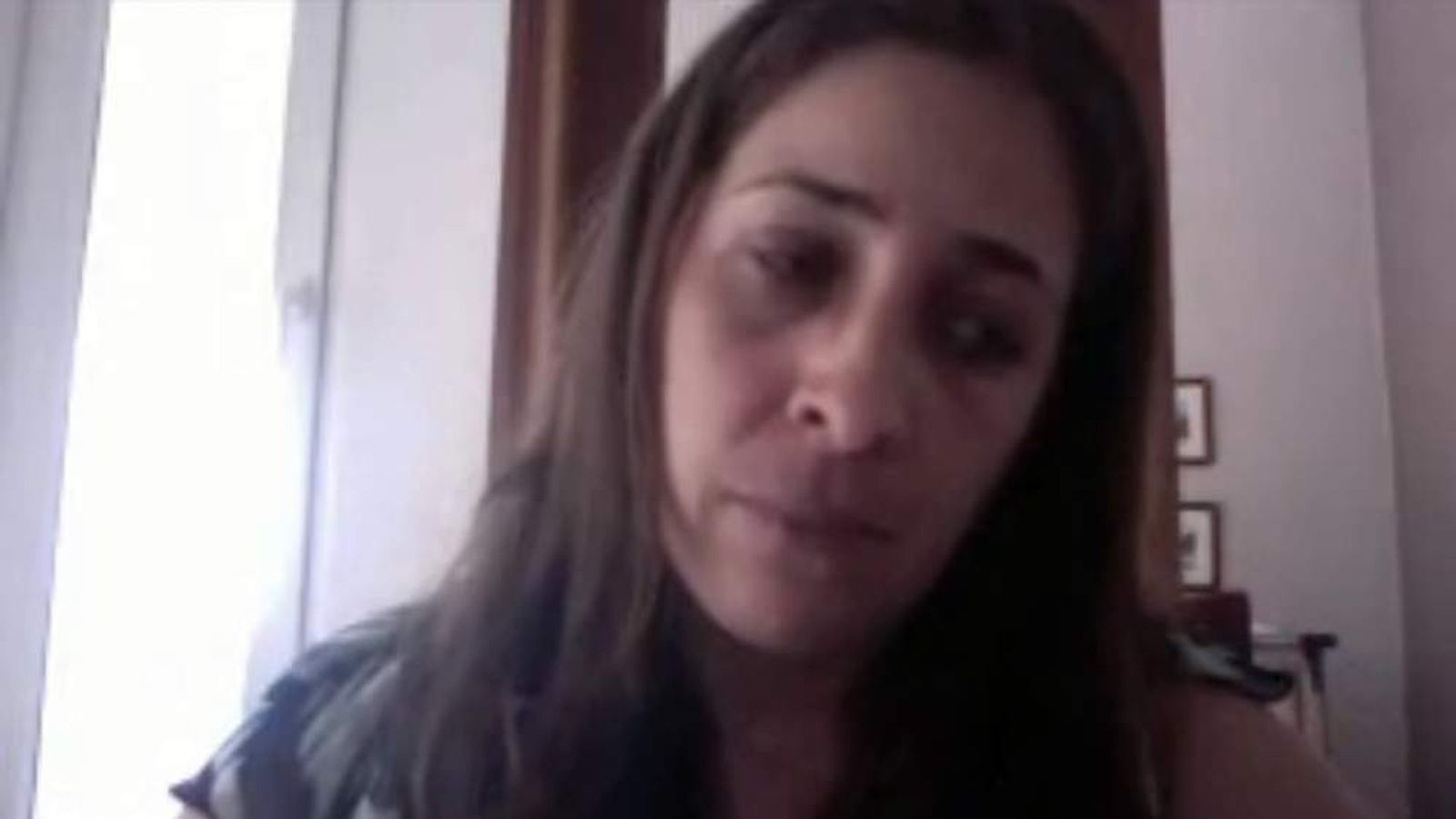 Mother in Nicaragua speaks of her pain after finding out about abuse