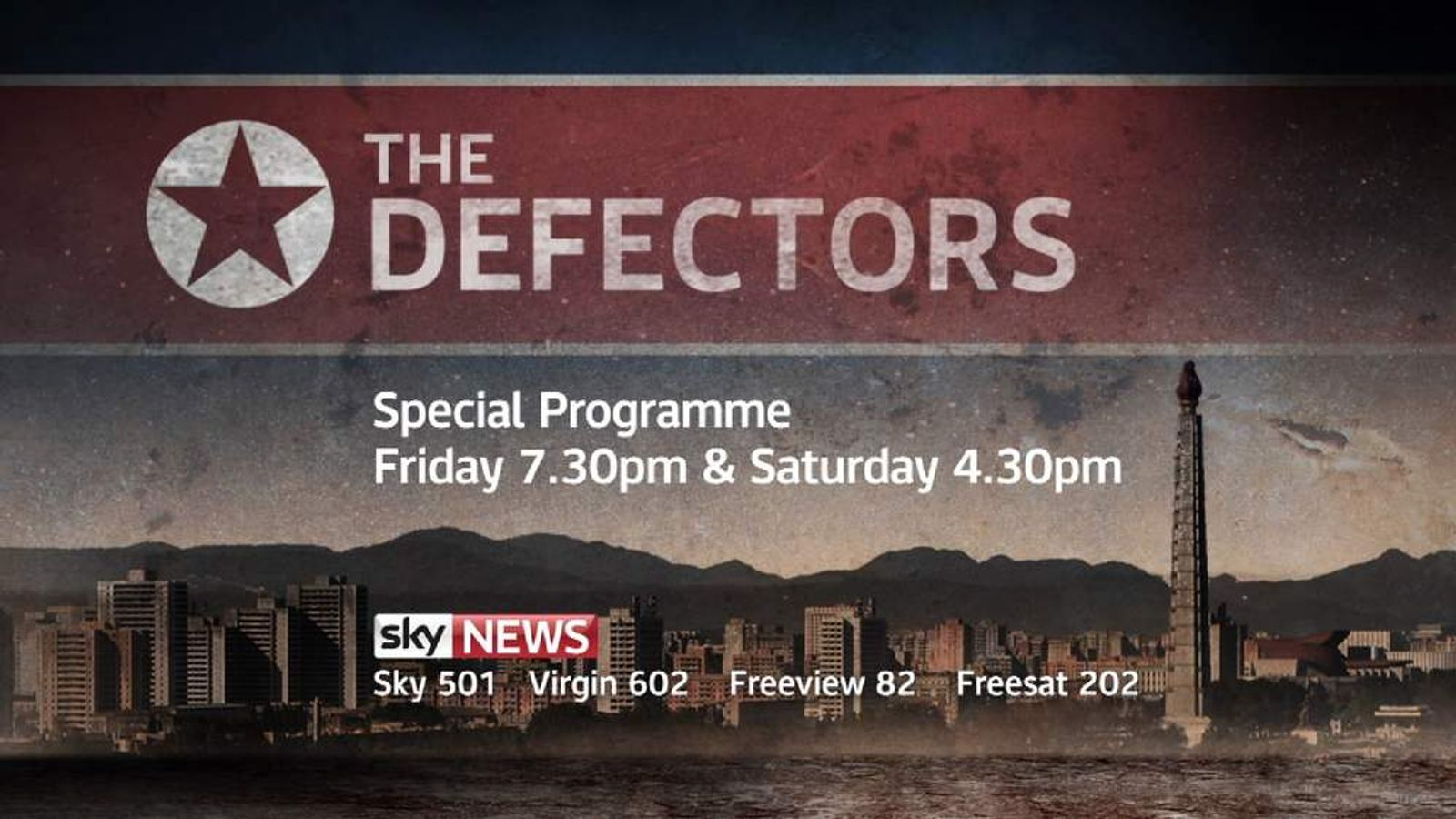 The Defectors - Sky News Special Programme