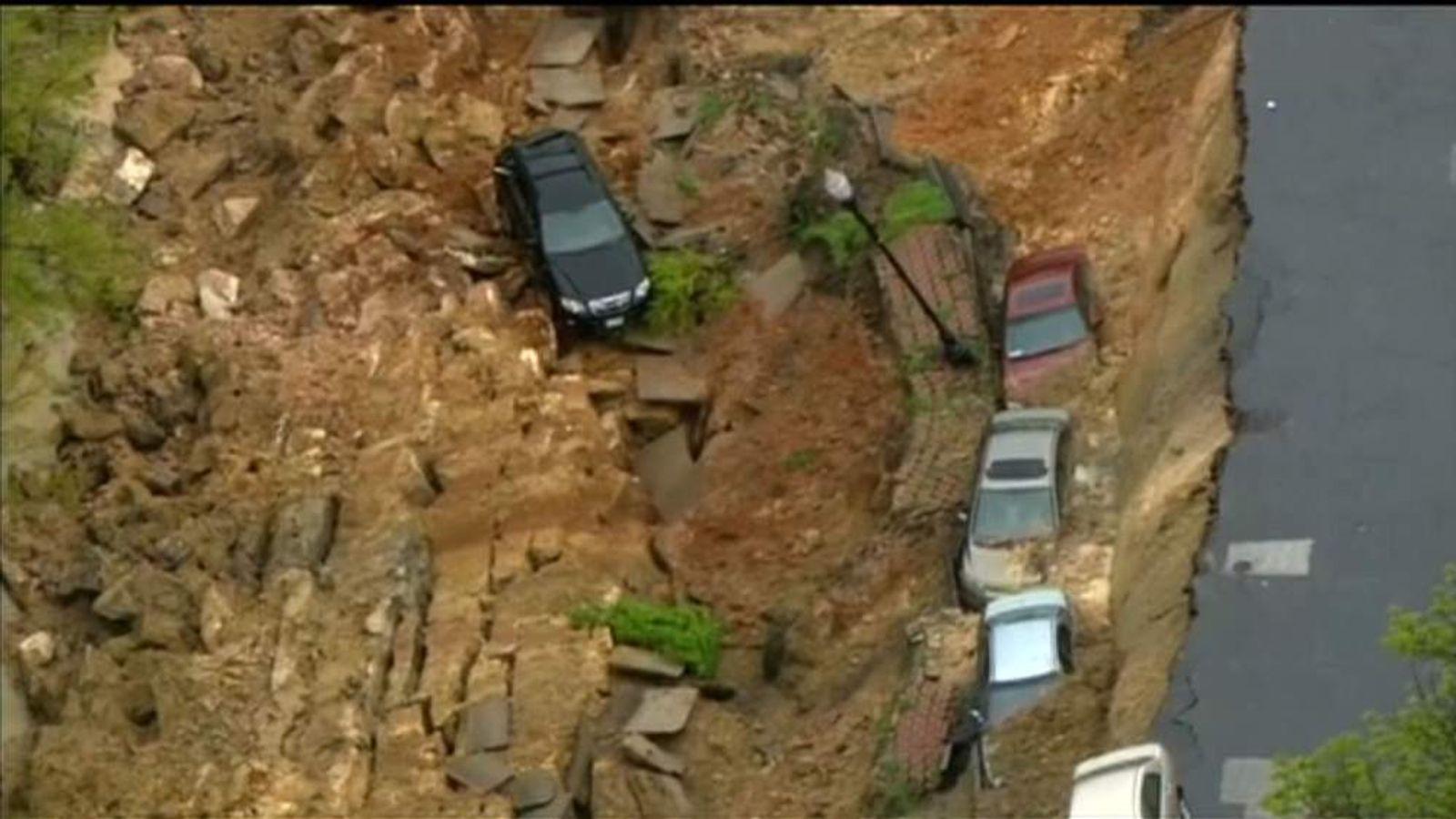 Baltimore sinkhole