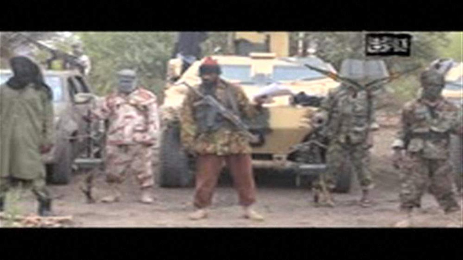 Boko Haram claims responsibility for mass schoolgirl abduction