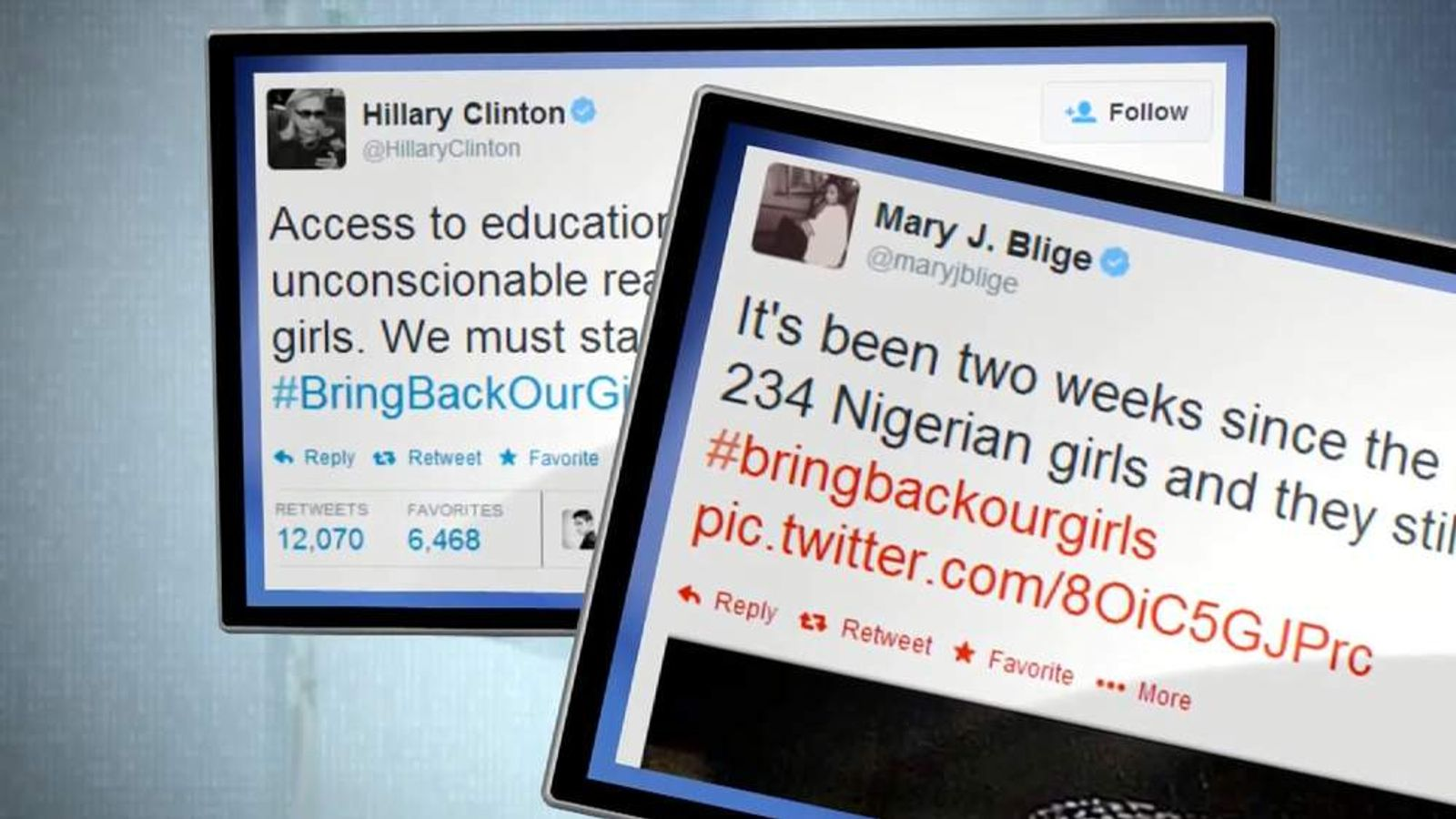 #bringbackourgirls twitter campaign