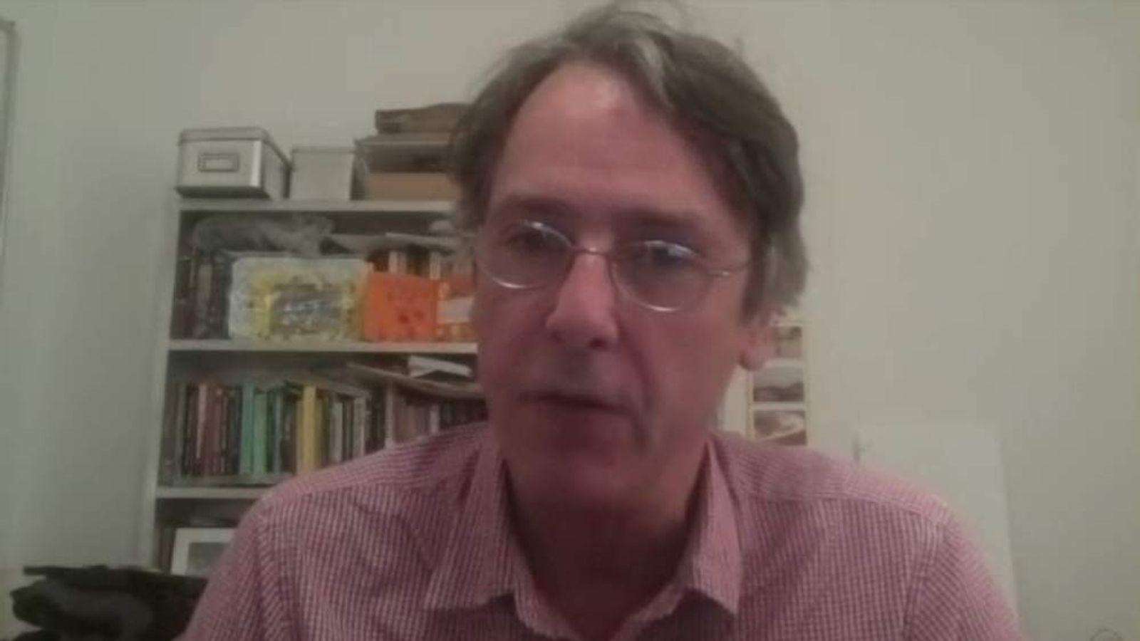Dorian Jones, Journalist Based In Istanbul