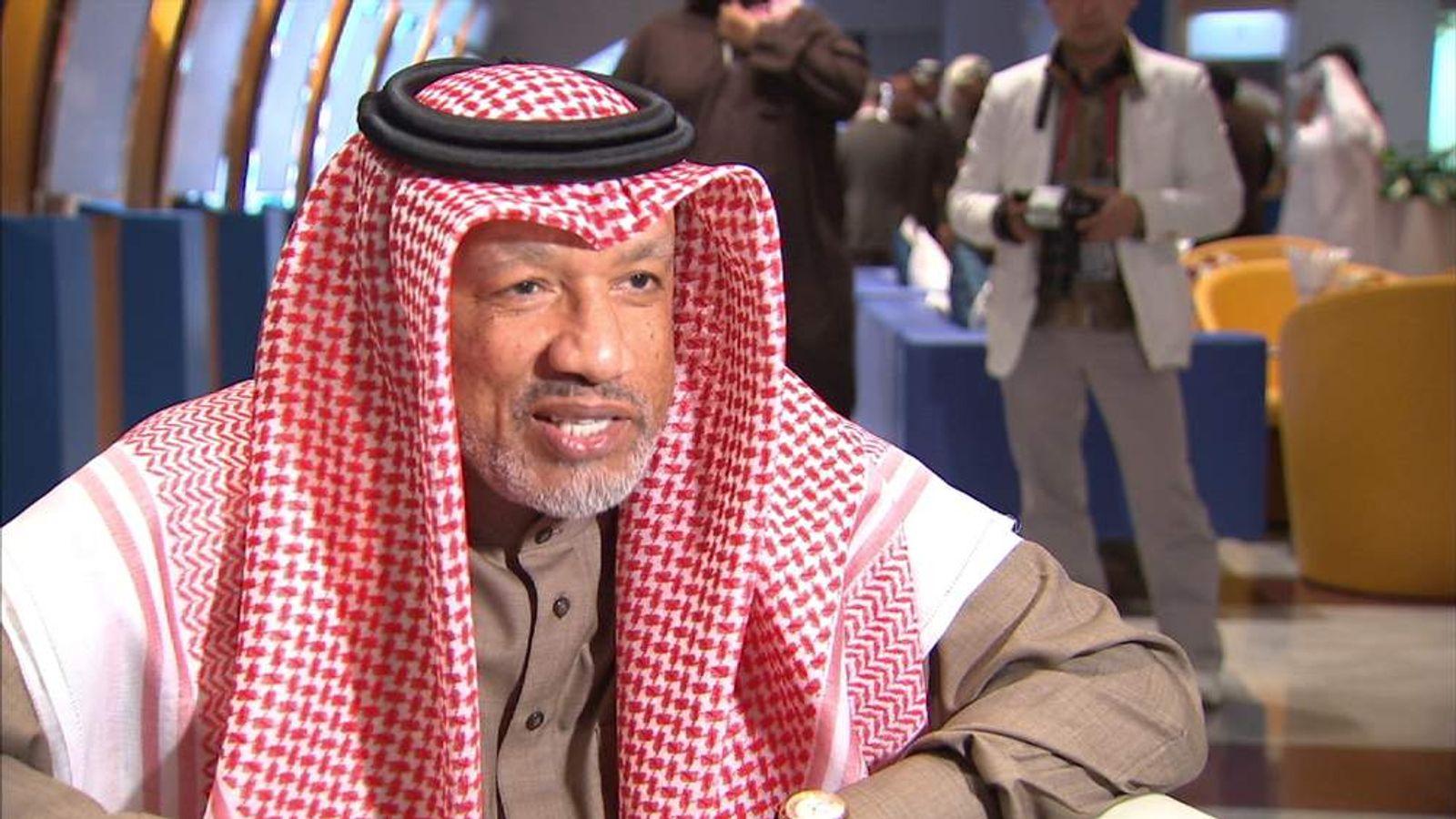Mohammed Bin Hammam.
