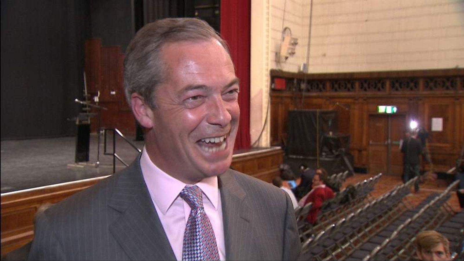 Nigel Farage MEP