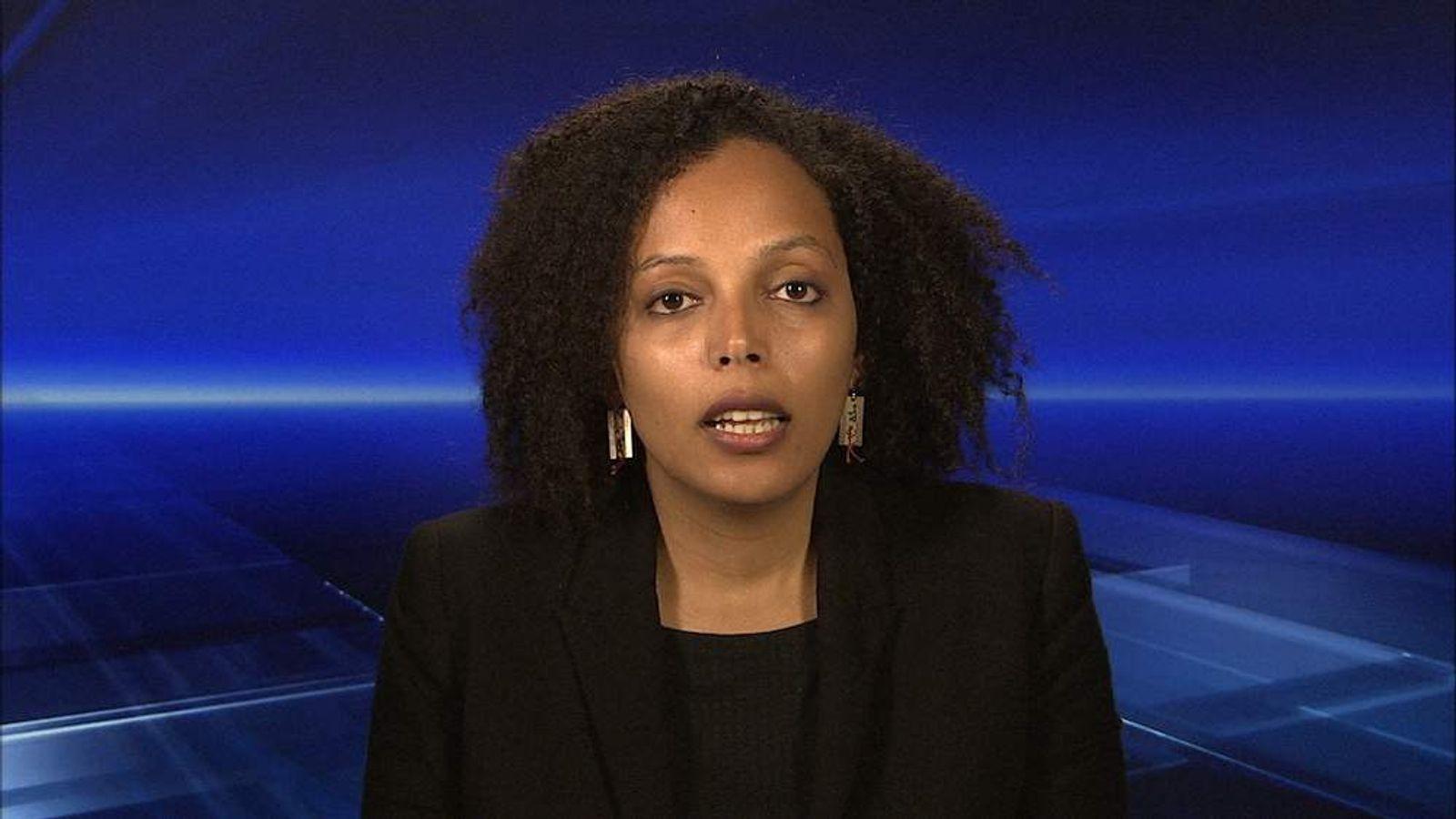 Manar Idriss, Amnesty International UK