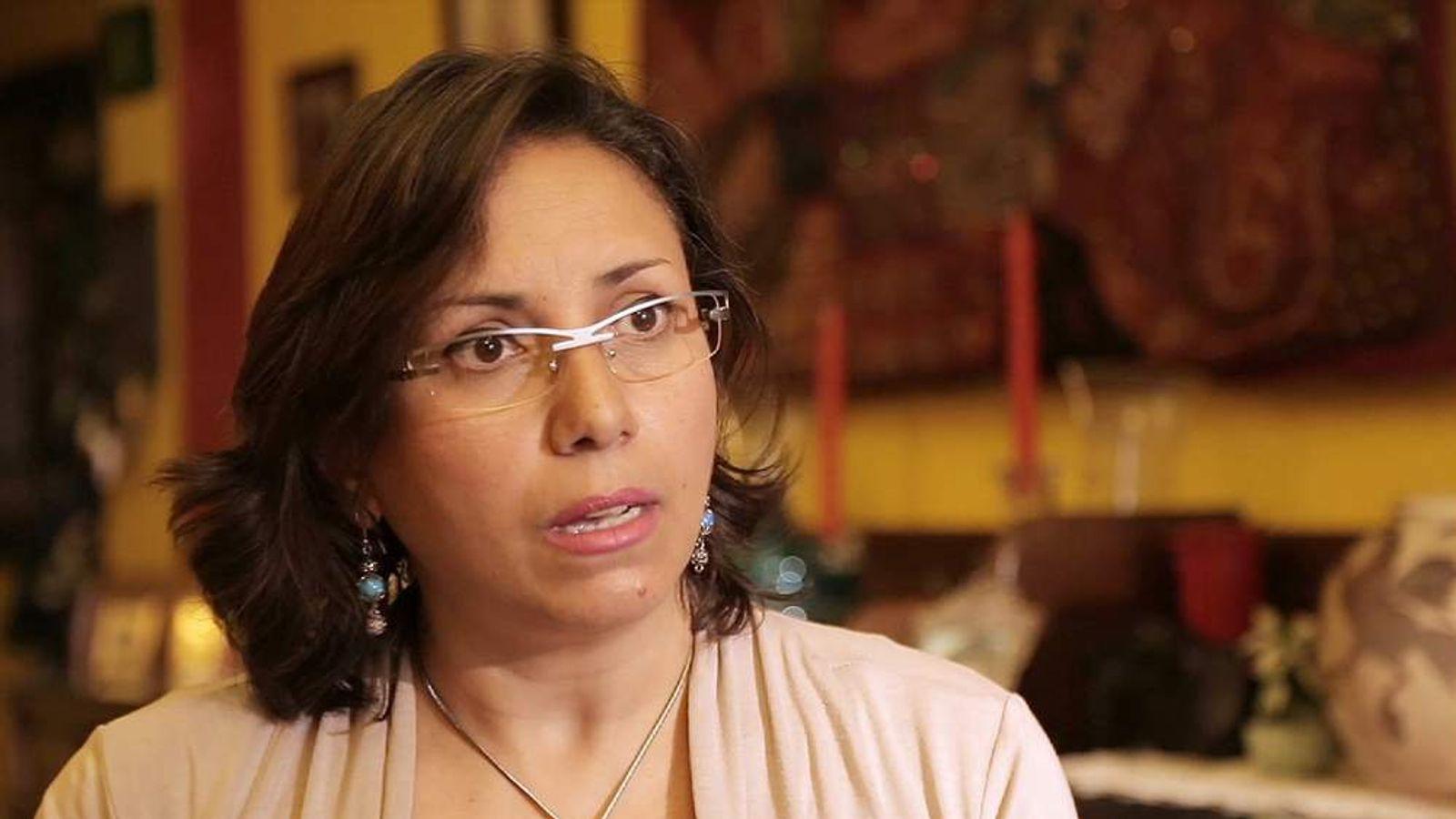 Egypt rape victim Hania Moheeb