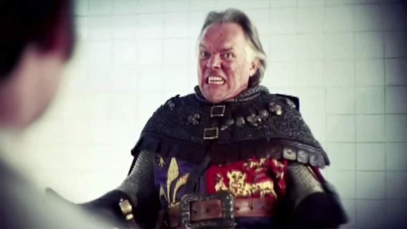 Rik Mayall recorded Noble England in 2010 for the last World Cup