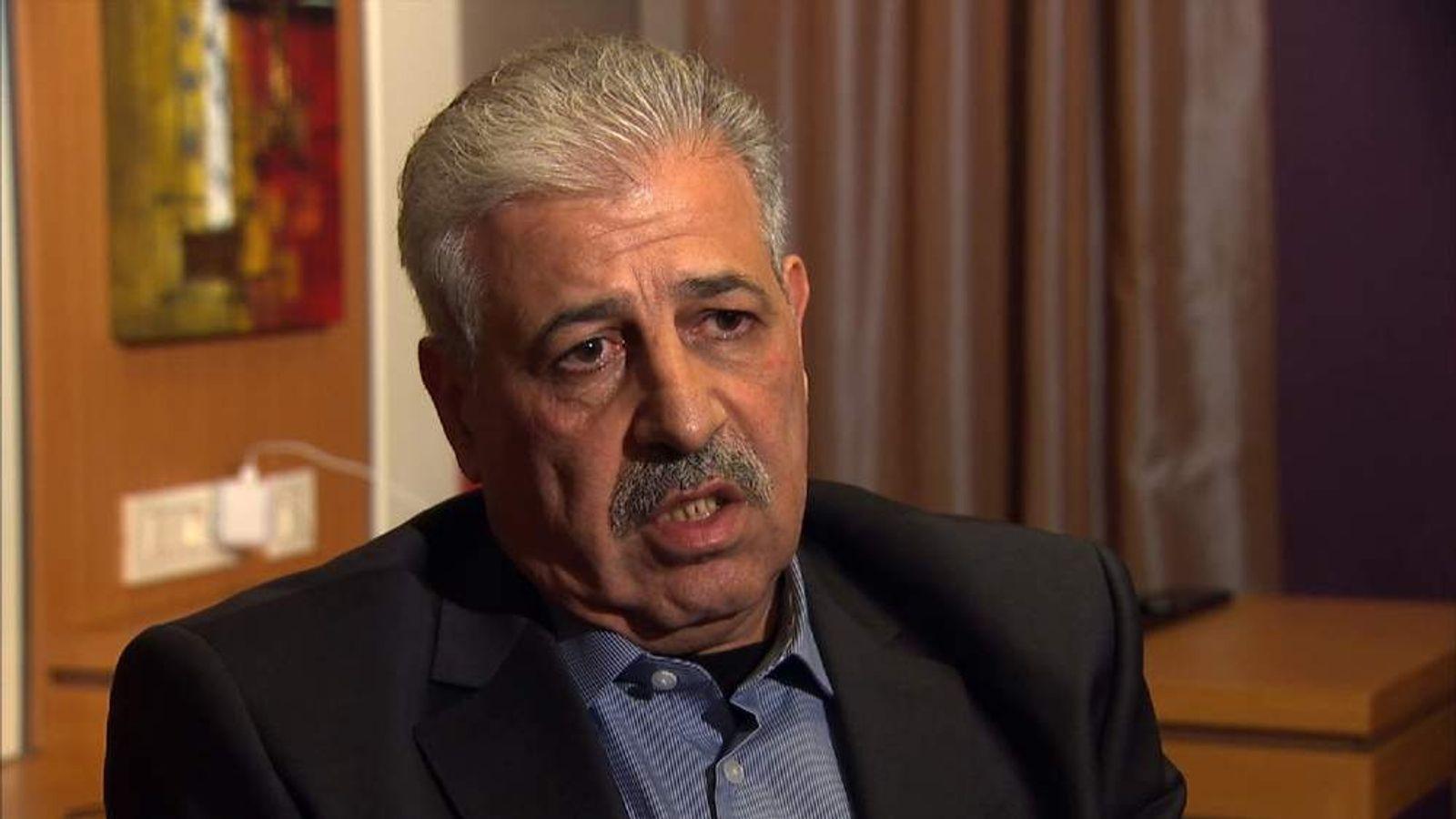Governor of Mosul Atheel al Nujaifi