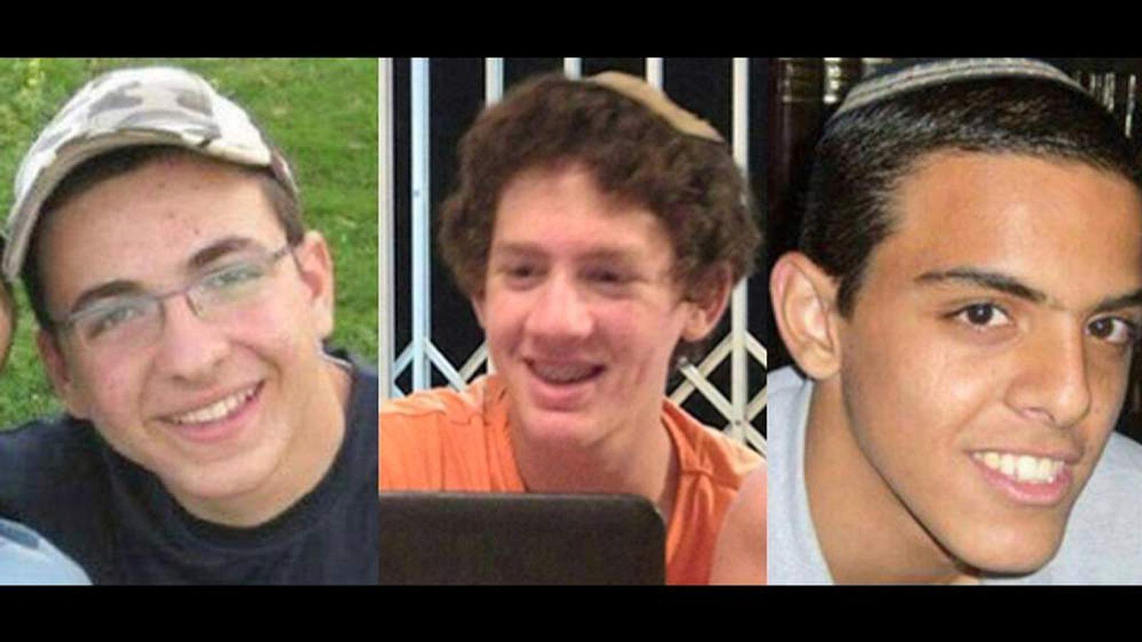 Israeli Kidnap Victims