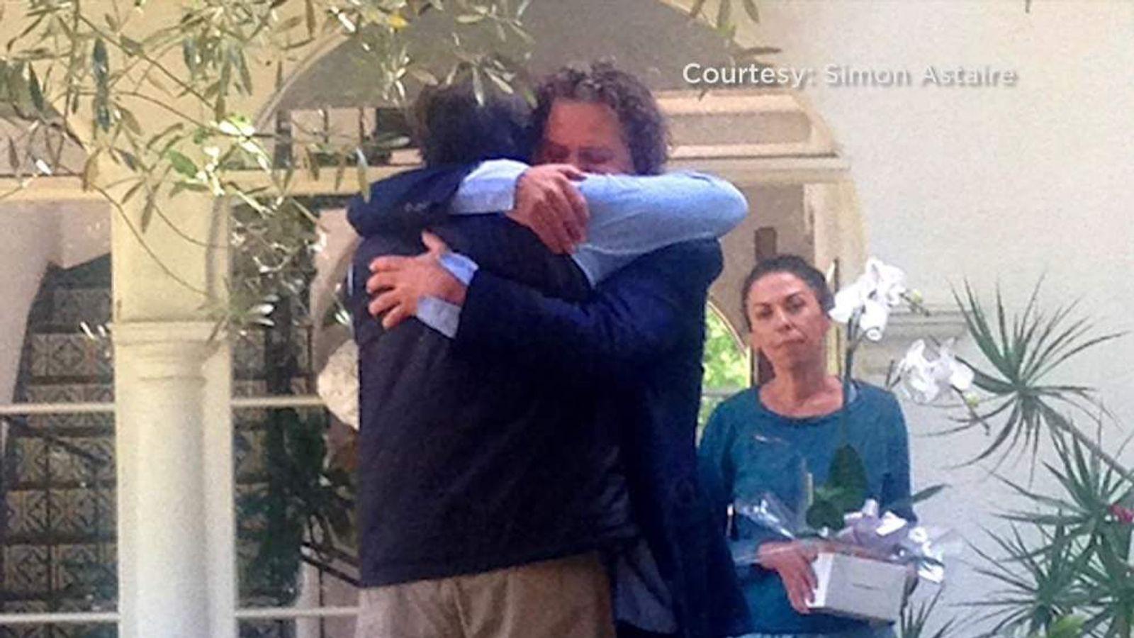 Santa Barbara shooting Peter Rodger and Richard Martinez