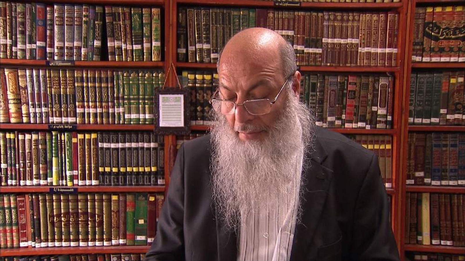 Cardiff Mosque trustee Barak Albayaty