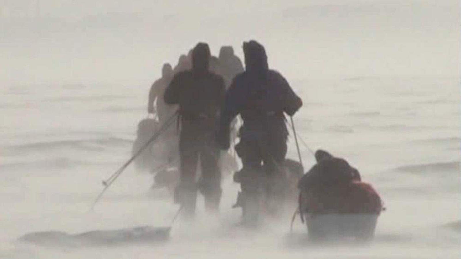 Ice Warrior Challenge Trek To Arctic