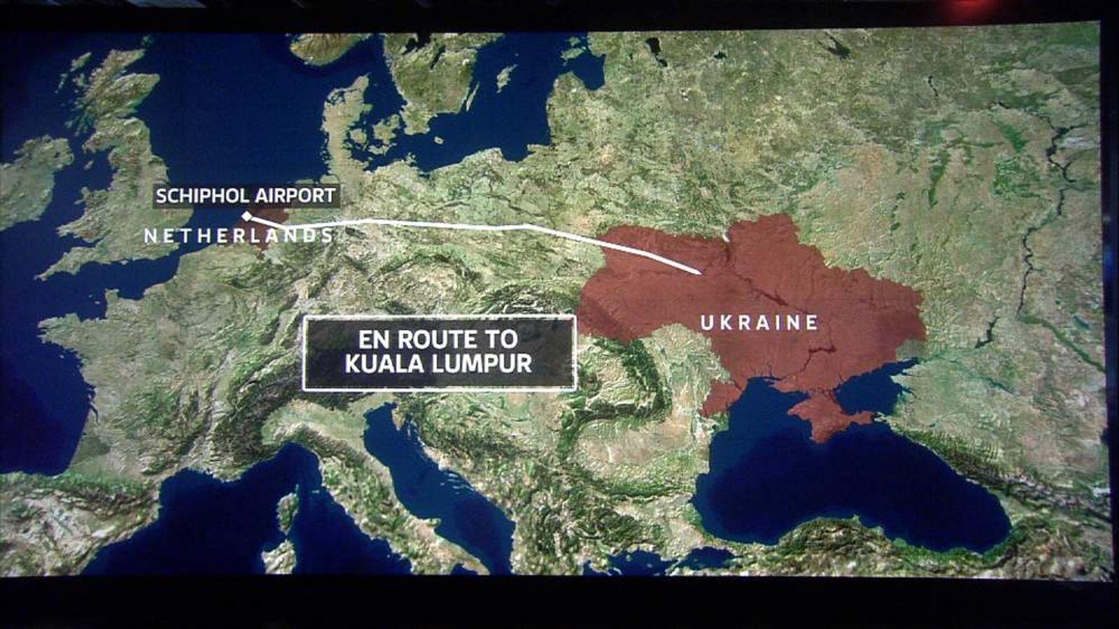 170714 UKRAINE PLANE Newswall 1900 screengrab