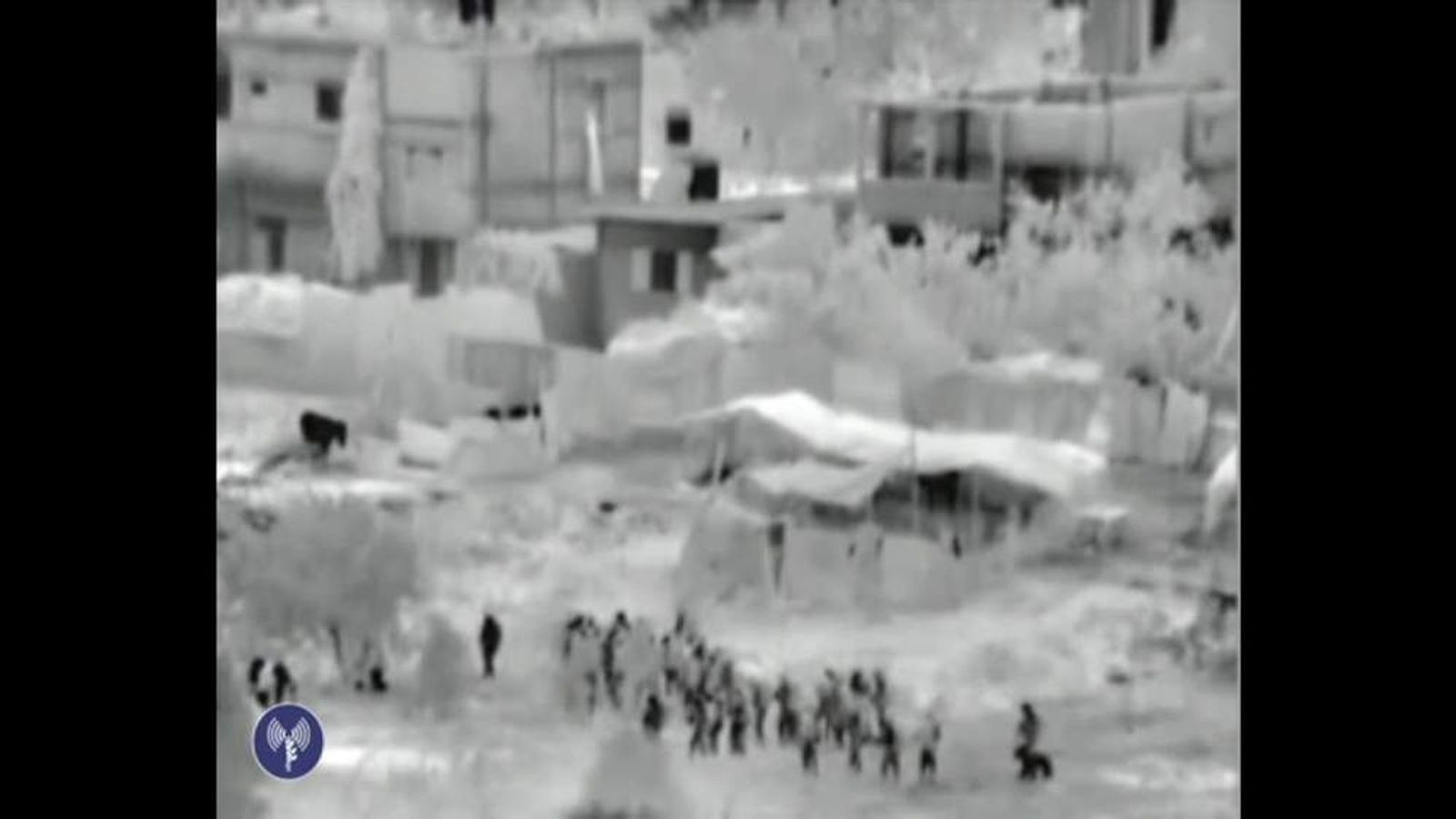 Israeli troops enter Gaza