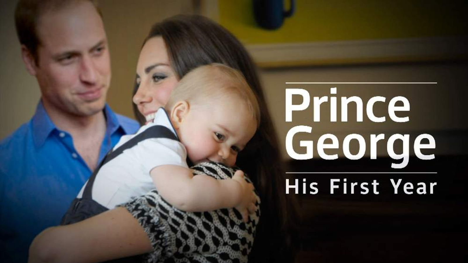 Prince George - His First Year