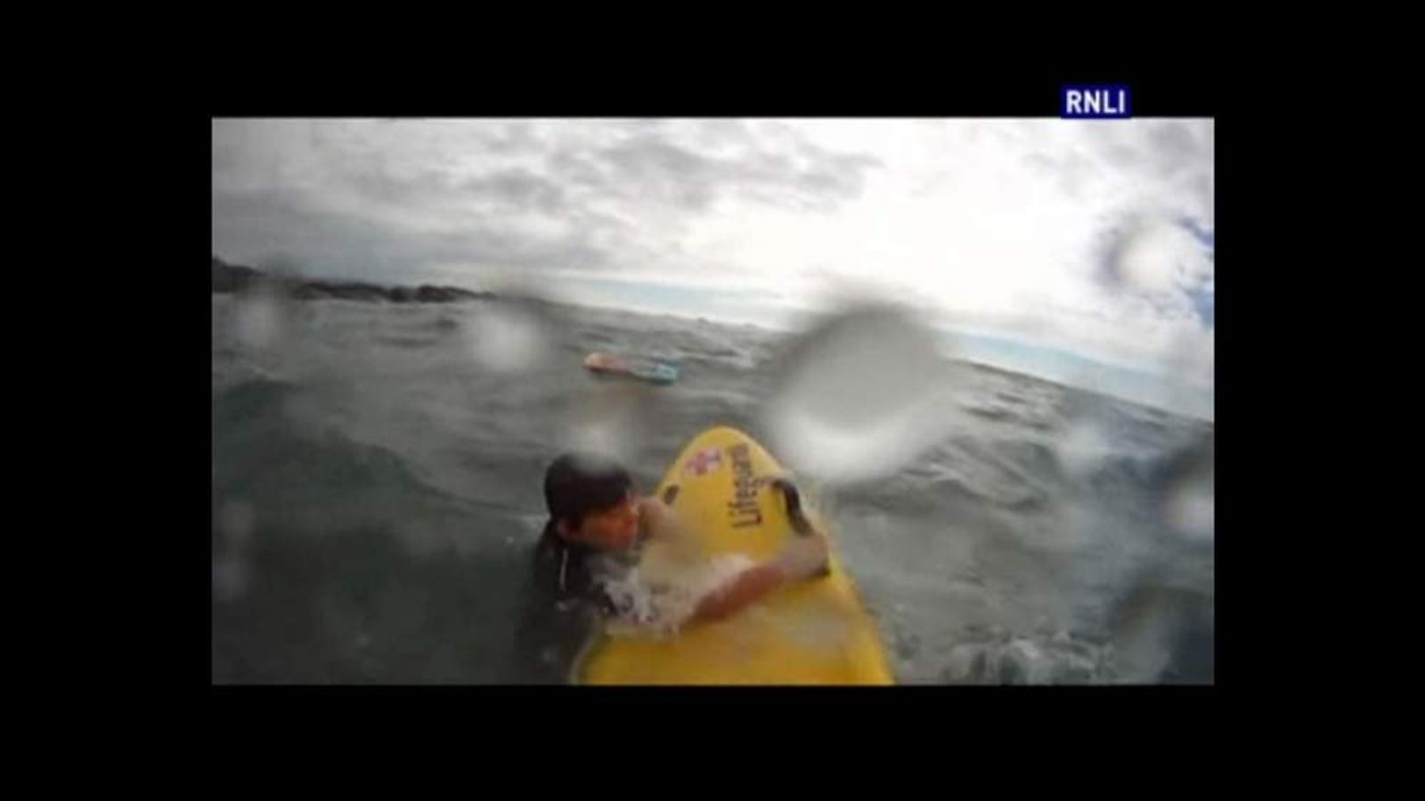 Boy rescued from riptide in Bude, Cornwall