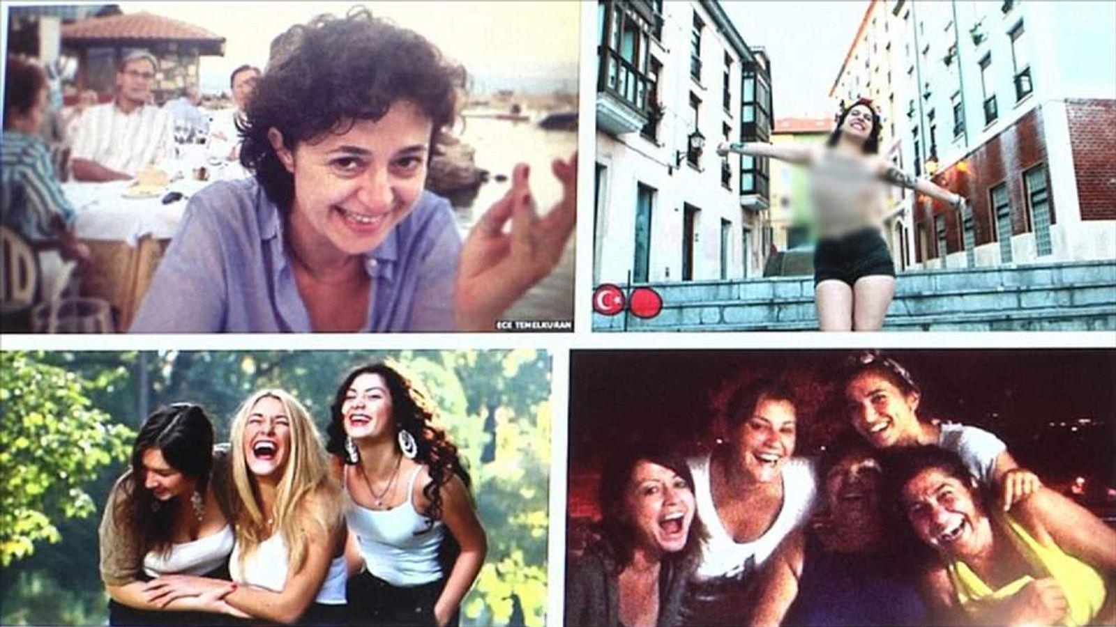 Turkey womens selfies